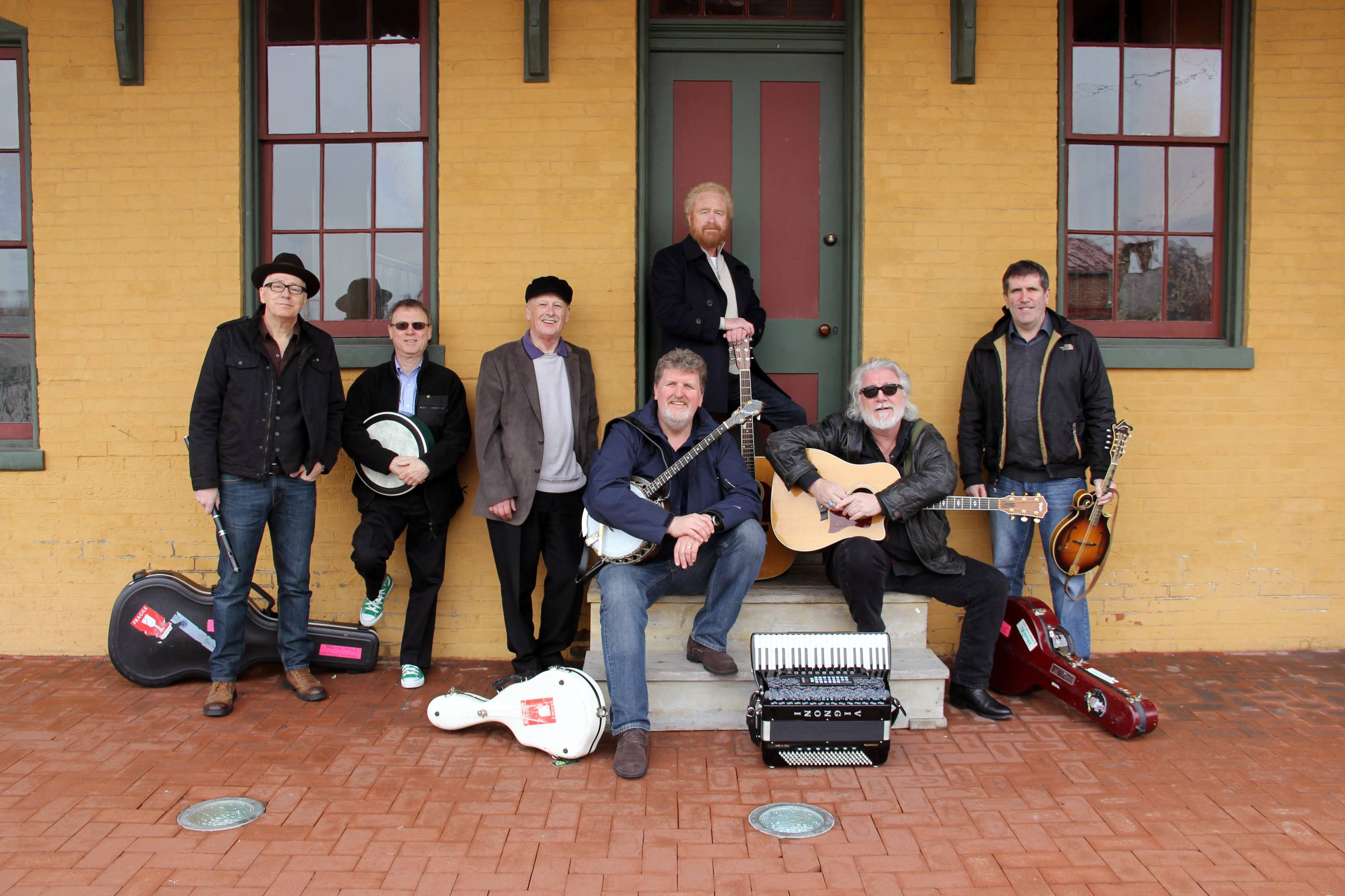 The Irish Rovers' Farewell Tour stops at CLC on Friday, Feb. 21.