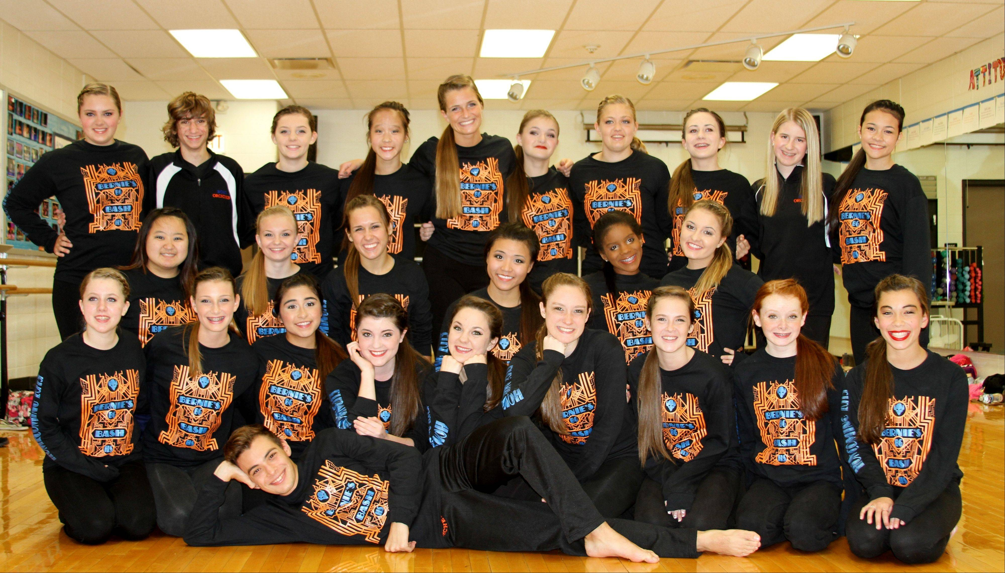 Buffalo Grove High School Orchesis presents its 2014 show on Thursday, Feb. 6, through Saturday, Feb. 8. For information, (847) 718-4353.