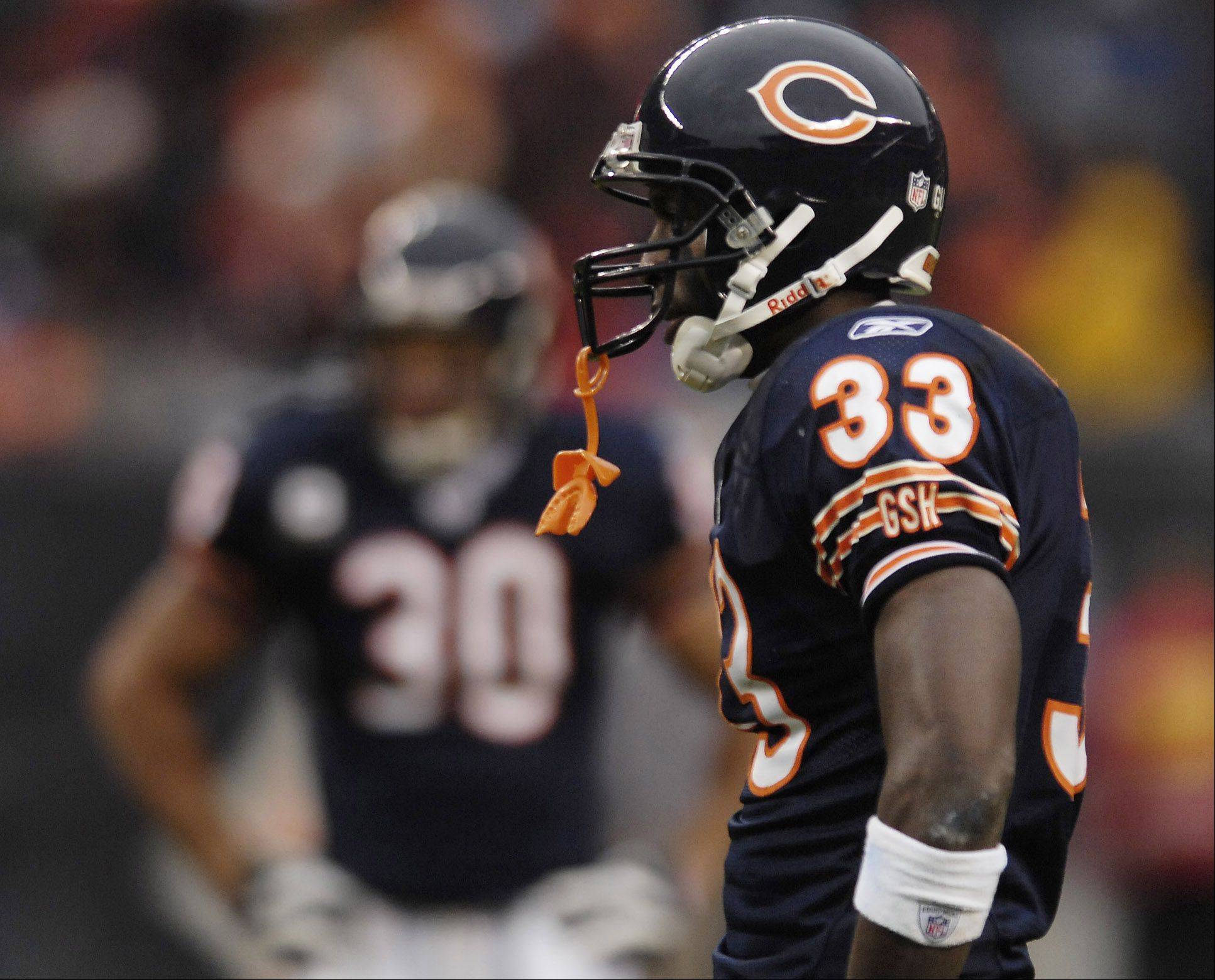 "Bears cornerback Charles ""Peanut"" Tillman was named Walter Payton man of the Year at the Associated Press NFL Awards Saturday night in New York."