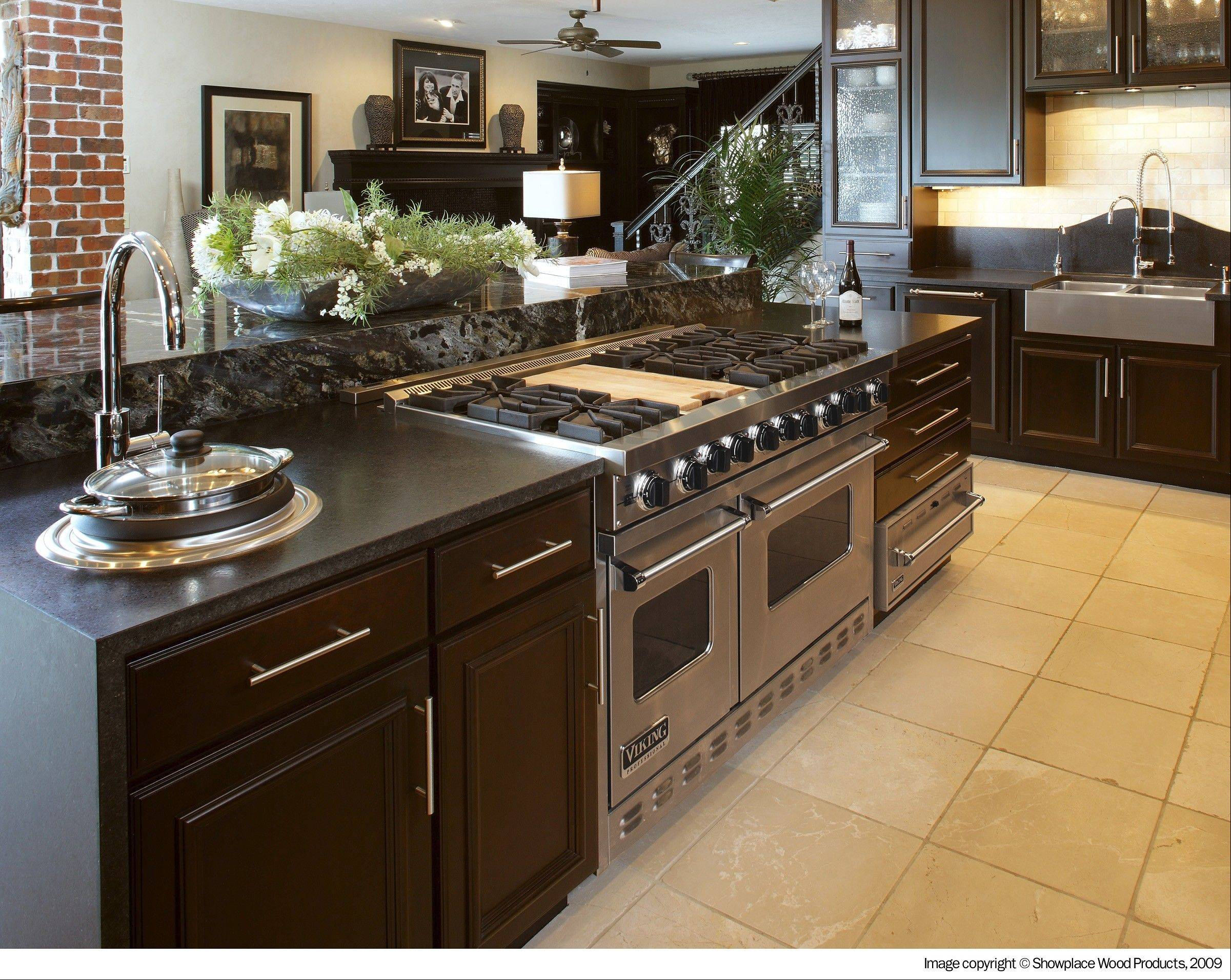 DreamMaker Kitchen And Bath Has A 1,500 Square Foot Showroom In Schaumburg.