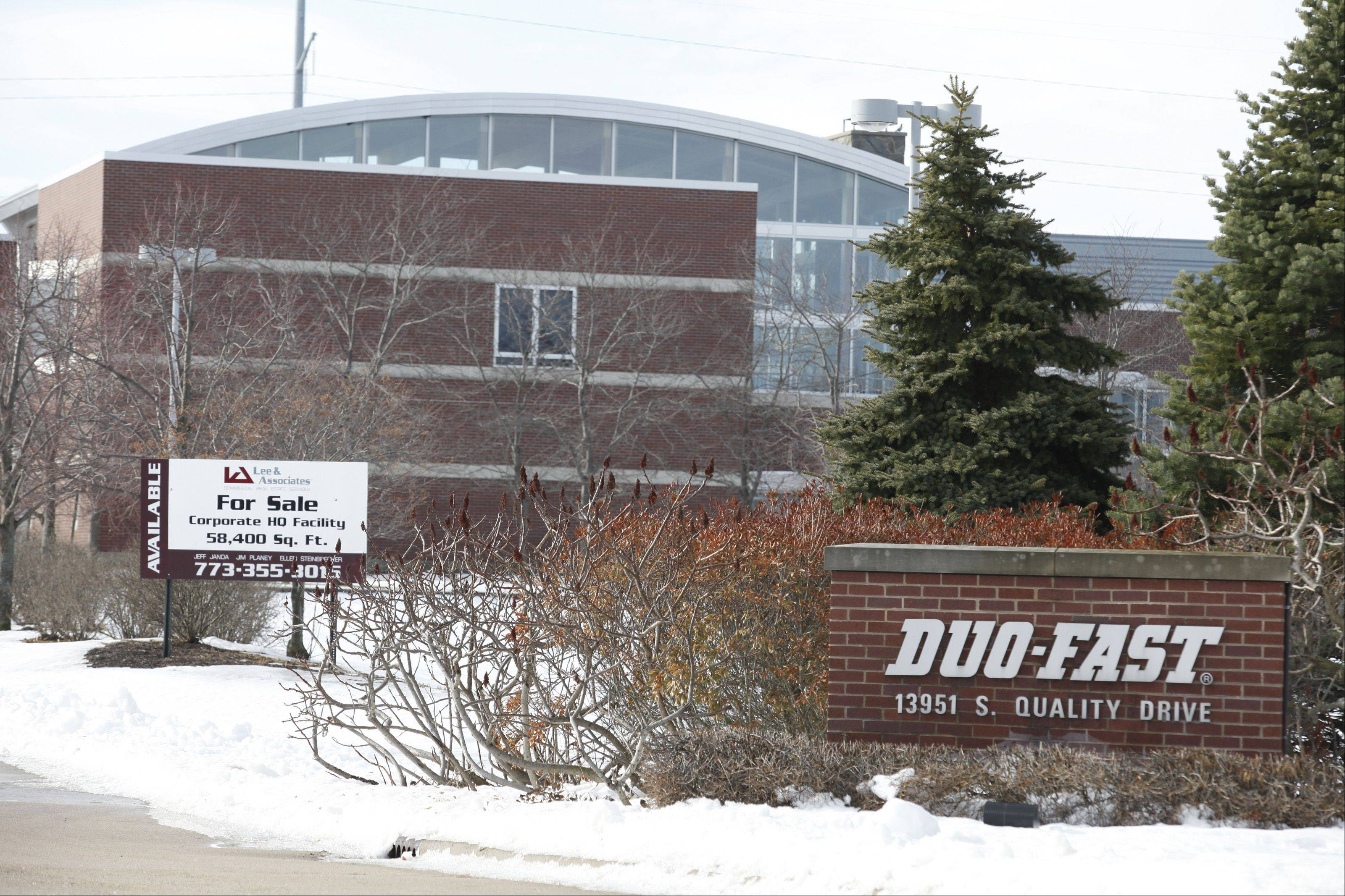 There are multiple locations available in the Huntley Corporate Park along Jim Dahmer Drive.