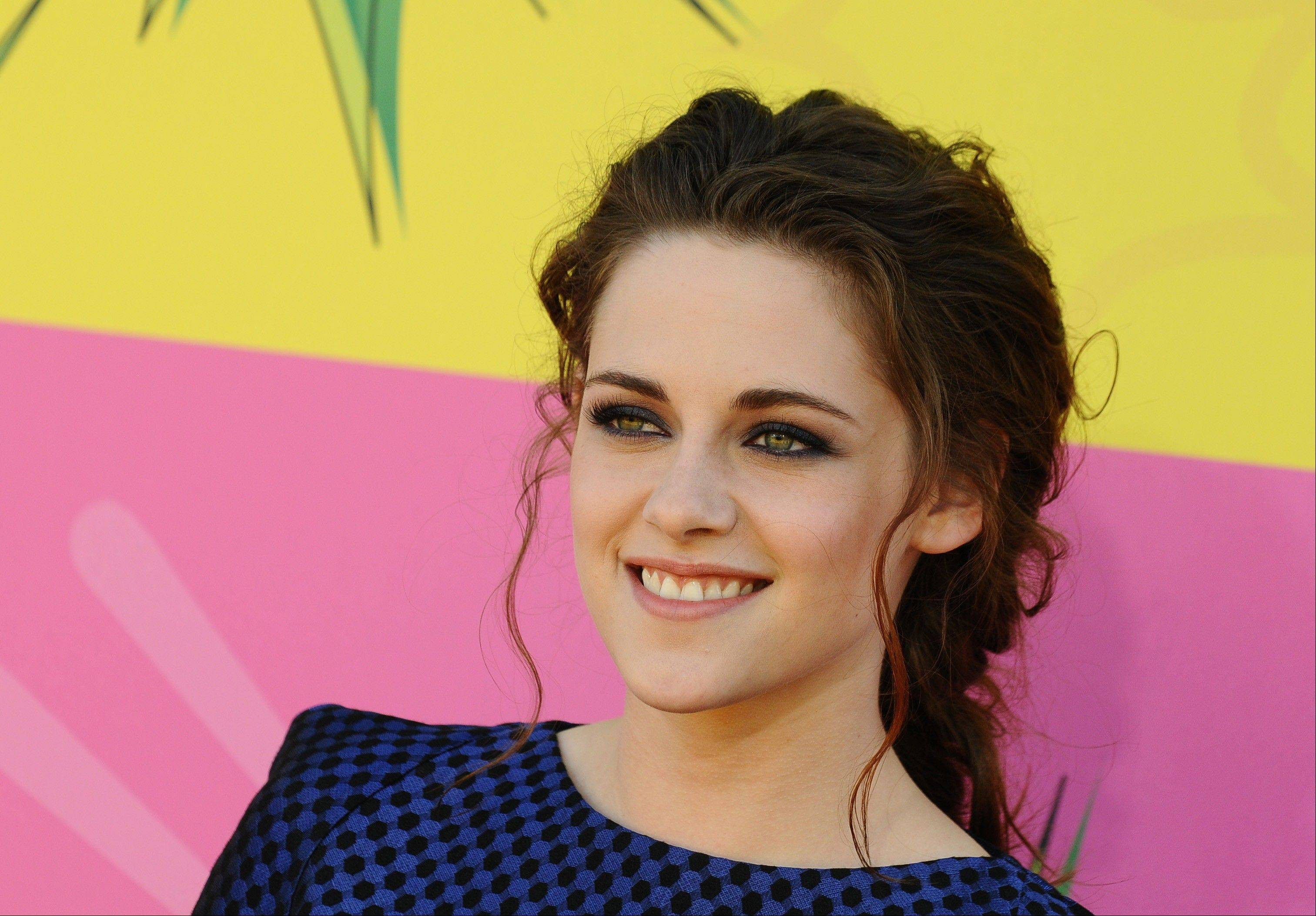 "Actress Kristen Stewart has signed on to play the lead in Drake Doremus' futuristic love story ""Equals,"" and it's making her a nervous wreck."