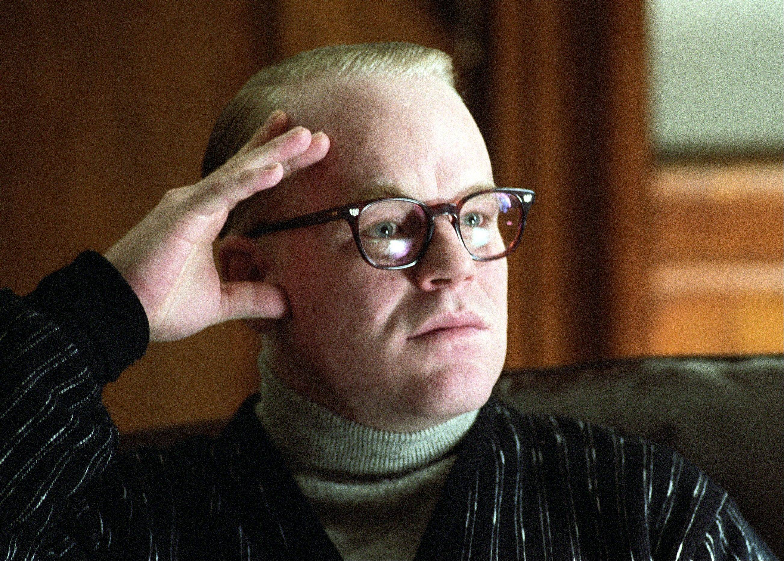 "Philip Seymour Hoffman won the best actor Oscar in 2006 for his portrayal of author Truman Capote in ""Capote."""