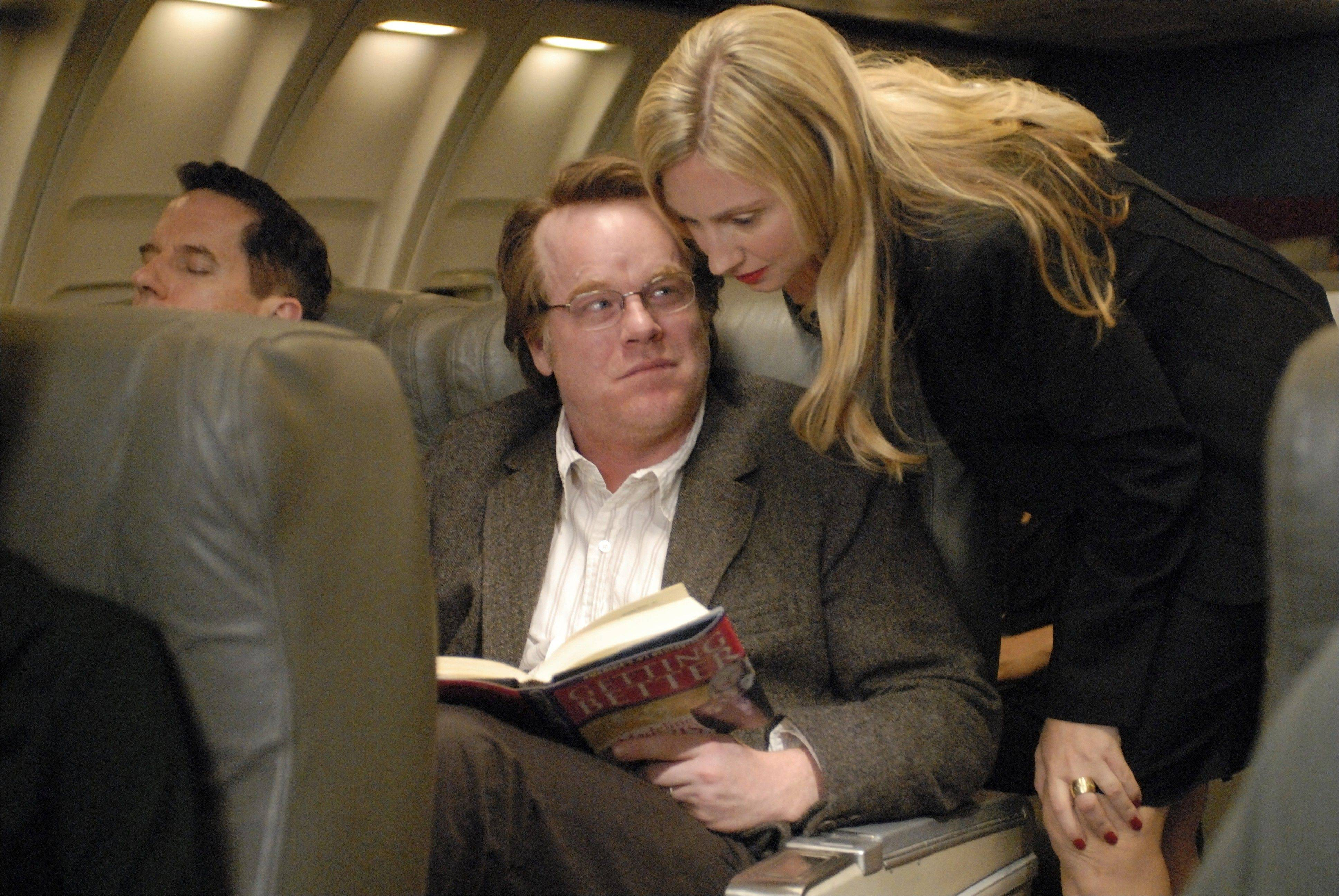 "Philip Seymour Hoffman plays a neurotic playwright in 2008's offbeat ""Synecdoche, New York."""