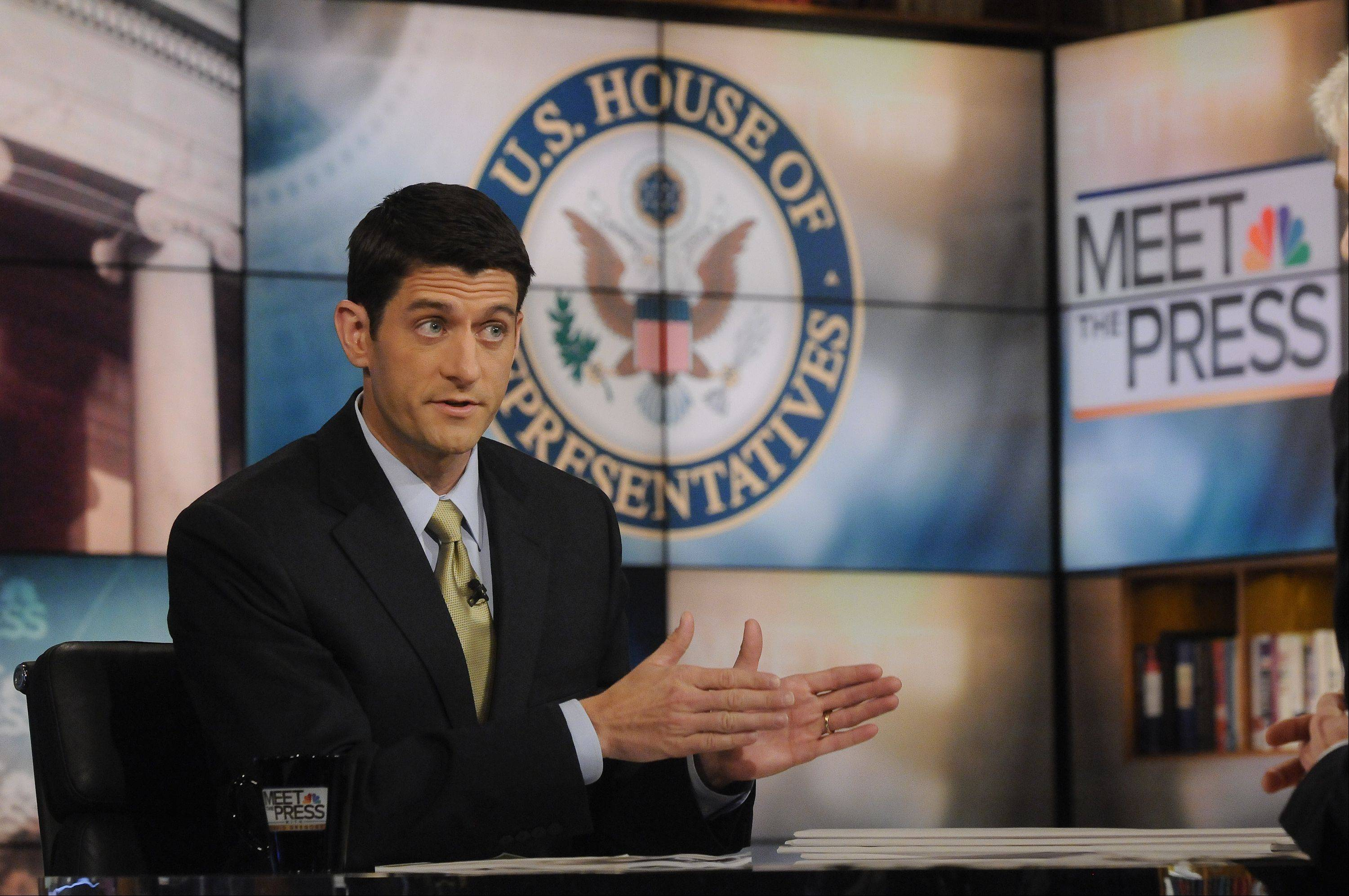Rep. Paul Ryan said distrust of President Barack Obama runs so deep in the Republican caucus that he's skeptical the GOP-led House would pass any immigration measure this year.
