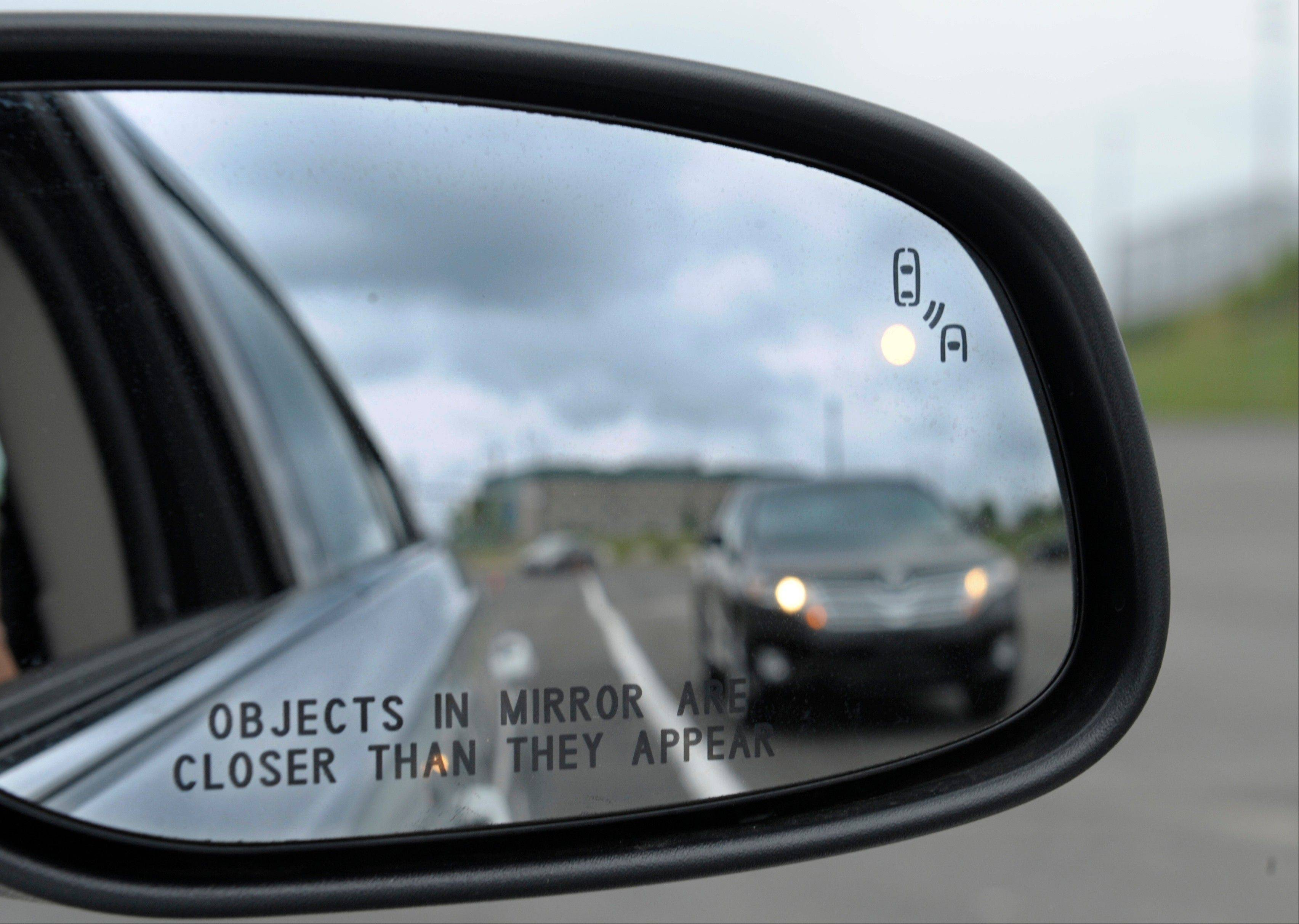 It may be a few years off, but your car may soon be looking out for your safety.