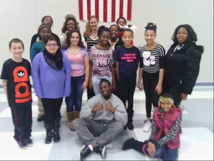The cast of Powerhouse Productions� �The Detention Club,� which will play at Schaumburg�s Prairie Center for the Arts on Saturday, Feb. 22. Powerhouse Productions has presented a Black History Month performance annually since 1999.