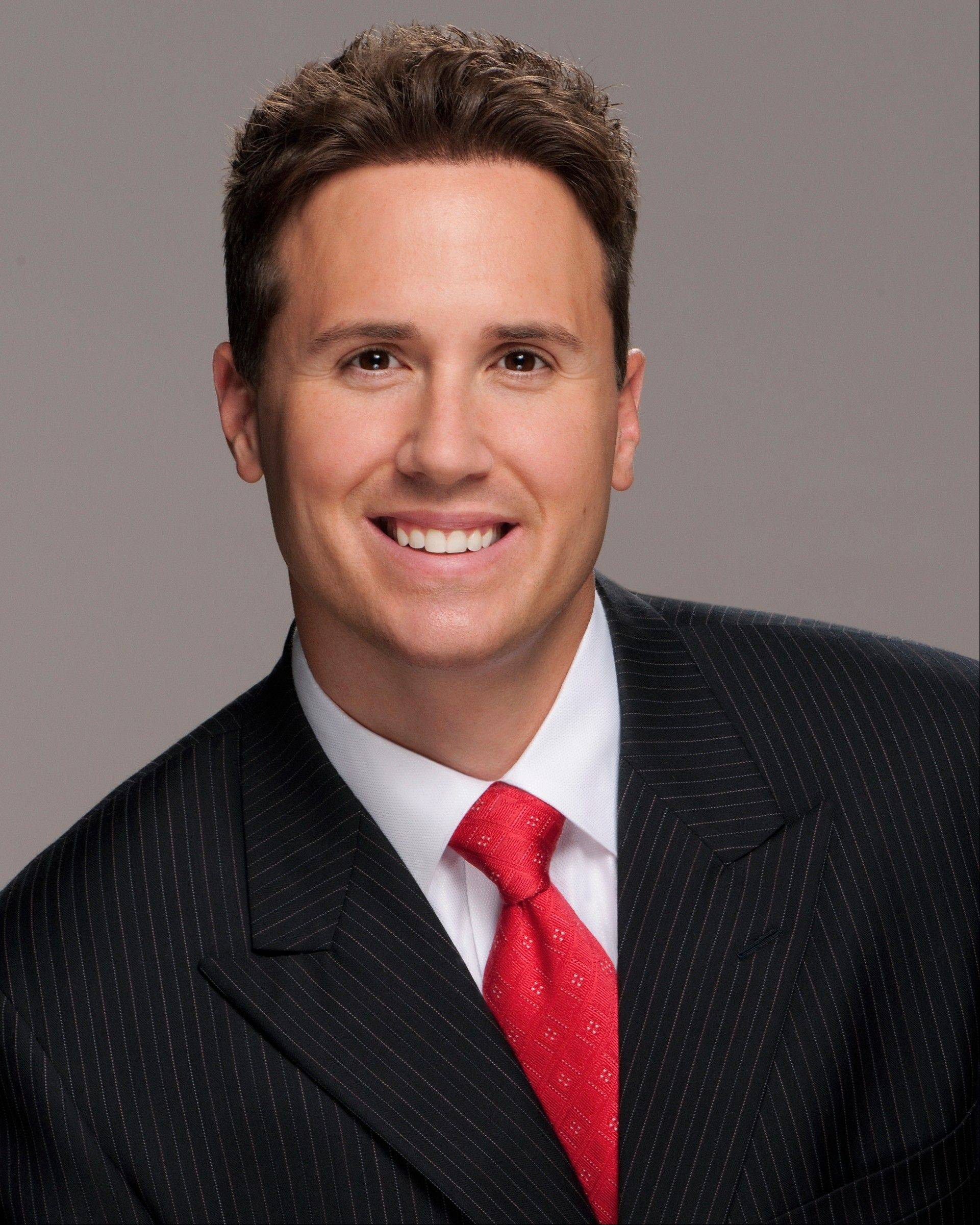 "Ryan Chiaverini of ABC-7's ""Windy City LIVE"" hosts the Winter Frost Face-Off Classic Puck Off at 4:30 p.m. Friday, Feb. 7, at MB Financial Park in Rosemont."