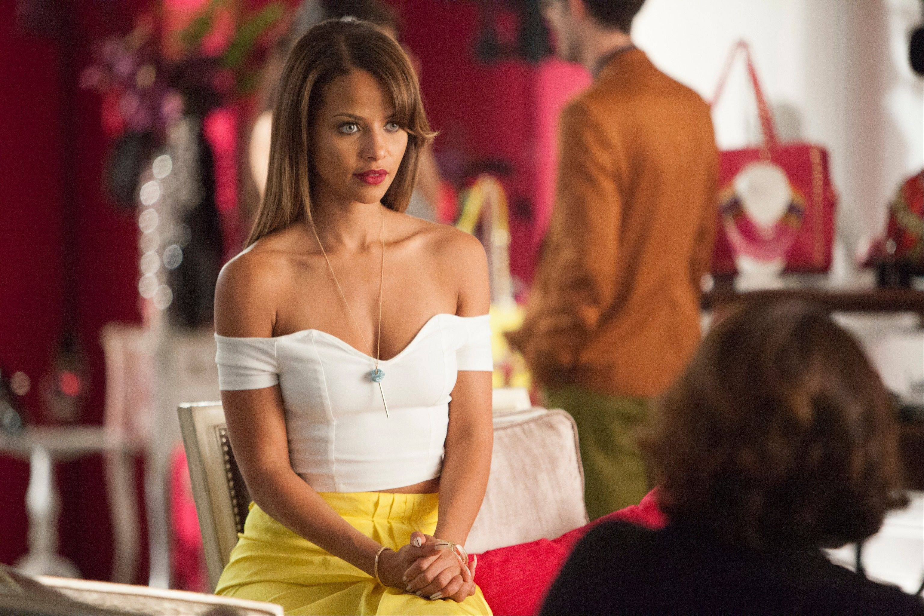 "Denise Vasi is one of the stars of VH1's ""Single Ladies,"" which airs at 8 p.m. Mondays. The hourlong series focuses on three very fashionable women who are best friends dealing with the trials of dating and relationships."