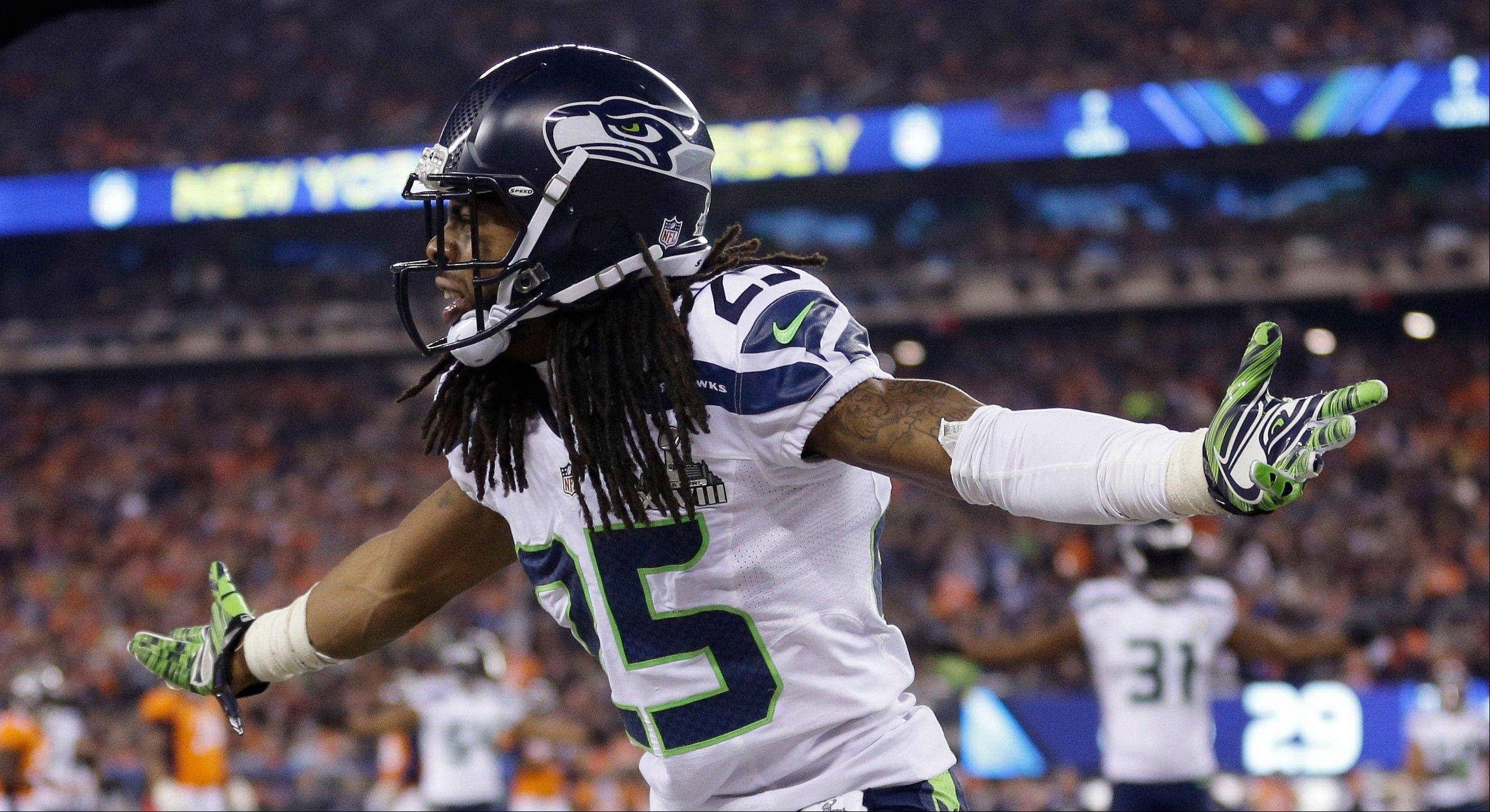 Purist Bears fans likely are shaking their heads as if they want nothing to do with outspoken Seahawks defensive back Richard Sherman. But as Mike Imrem points out, it's just like purist Bulls fans never would have accepted Dennis Rodman ... until he began helping them embark on winning three NBA titles.