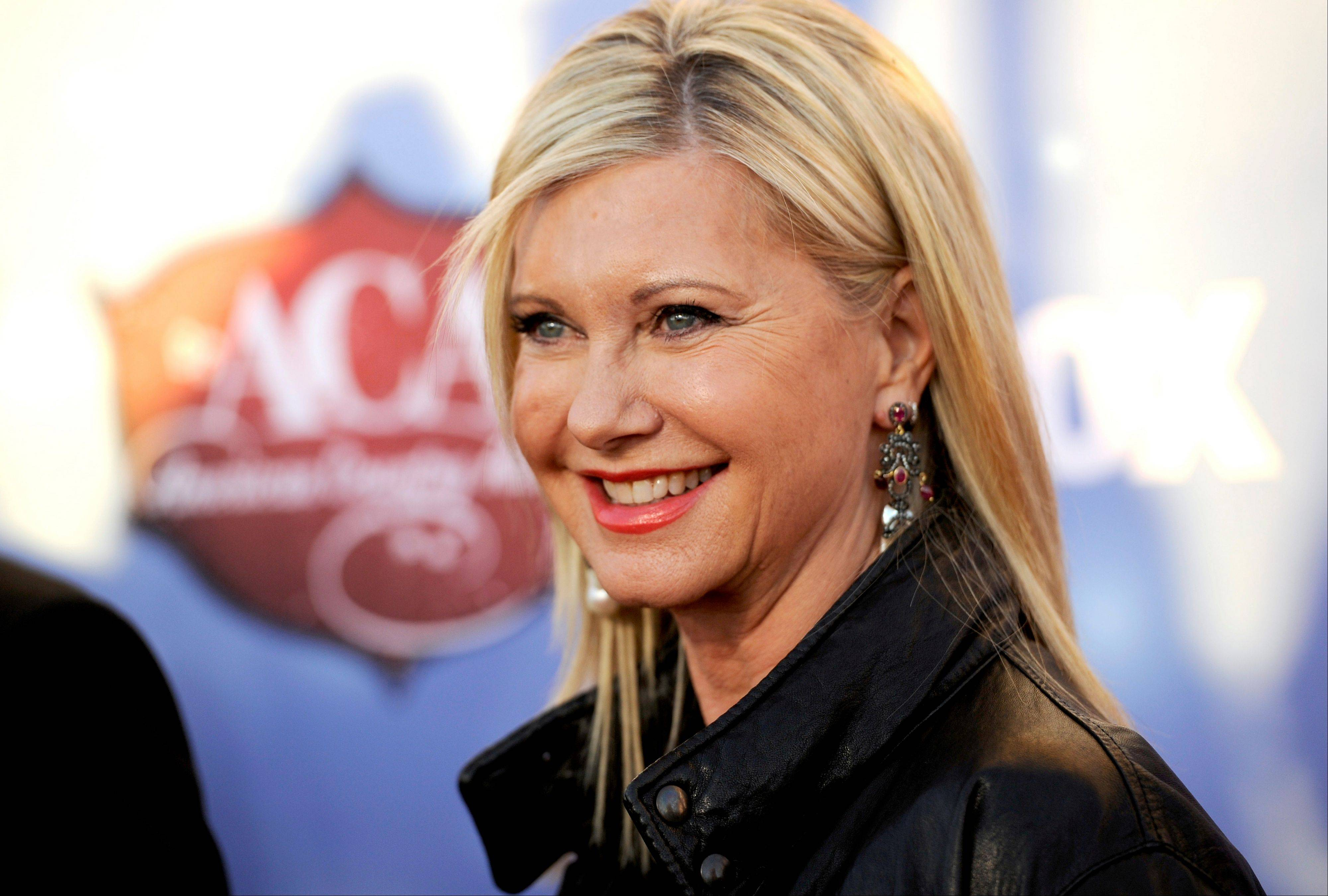 Olivia Newton-John announced a headlining residency Tuesday at the Donny and Marie Showroom at The Flamingo in Las Vegas, starting April 8.