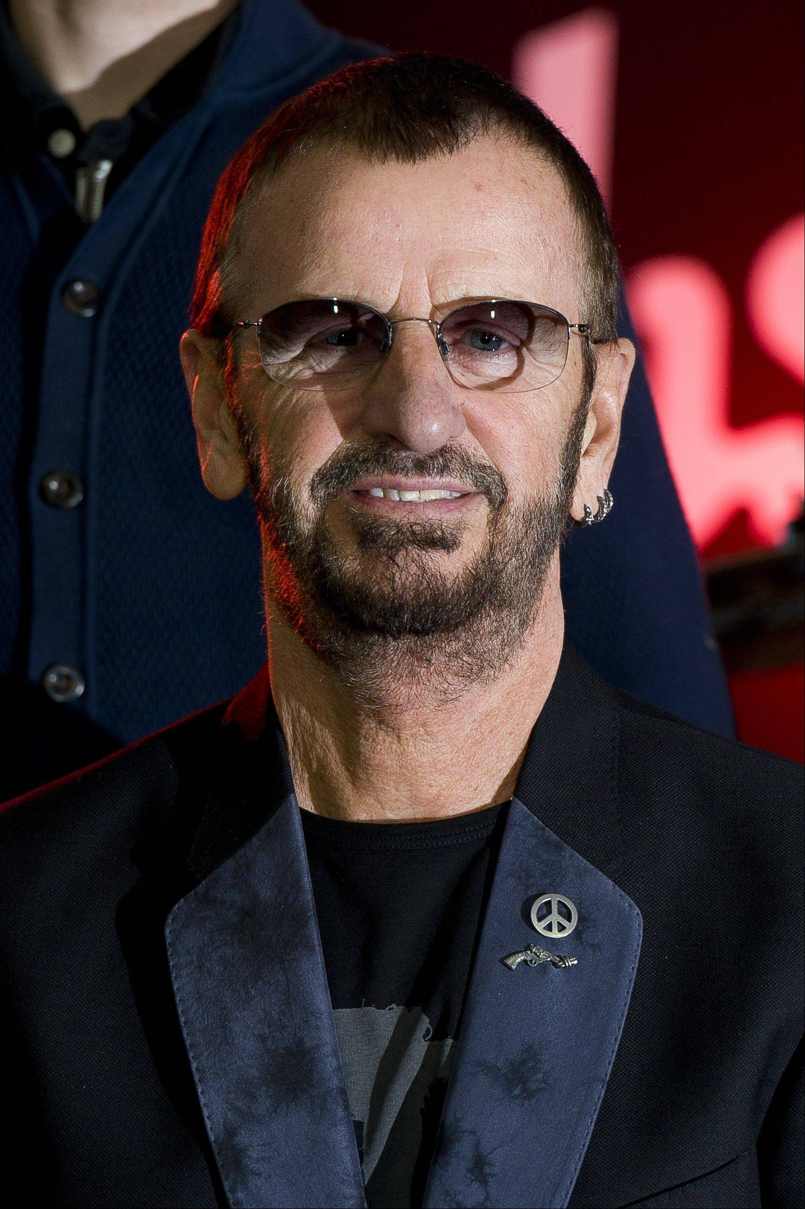 Ringo Starr and the All Starr Band comes to the Chicago Theatre for a show at 8 p.m. Saturday, June 28.