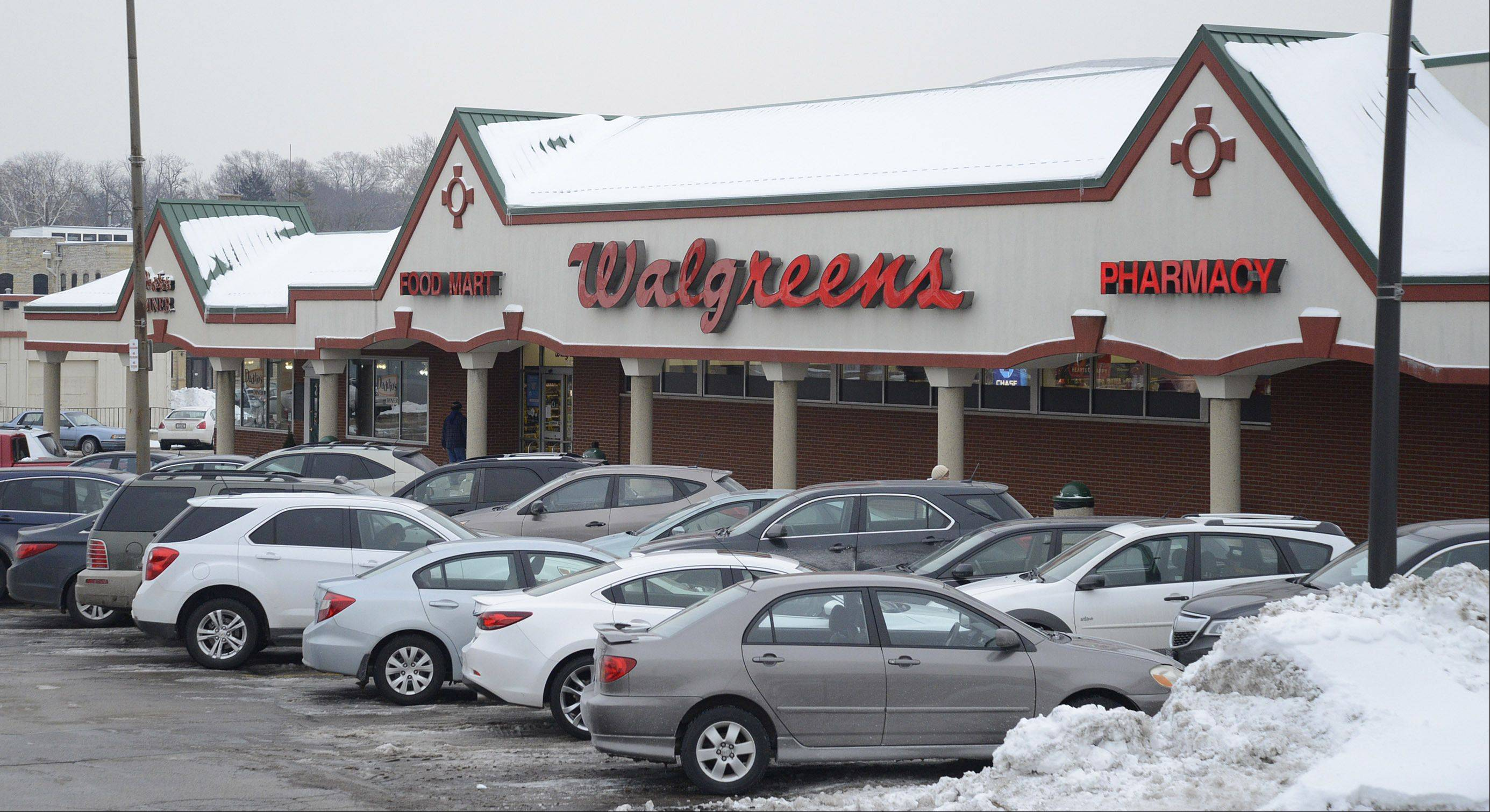 The Walgreens in the Batavia Plaza on Wilson Street in downtown Batavia is looking to relocate next door to 122 W. Wilson. The former Swanson's Hardware building would be demolished to make way.