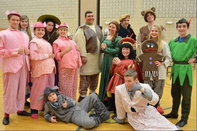 Spotlight Youth Theater to perform 'Shrek the Musical' at CLC