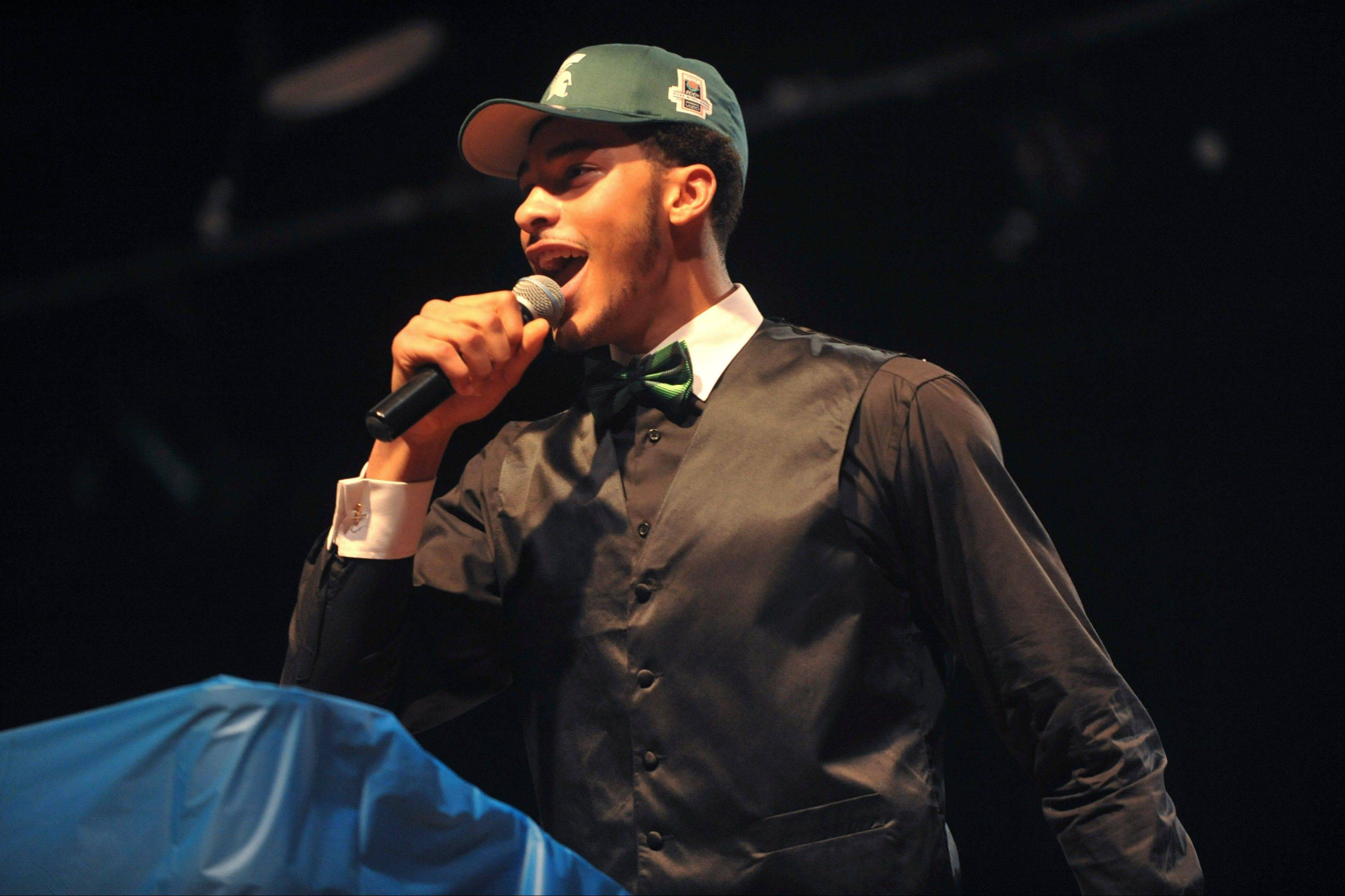Michigan St. assembles top 25 recruiting class