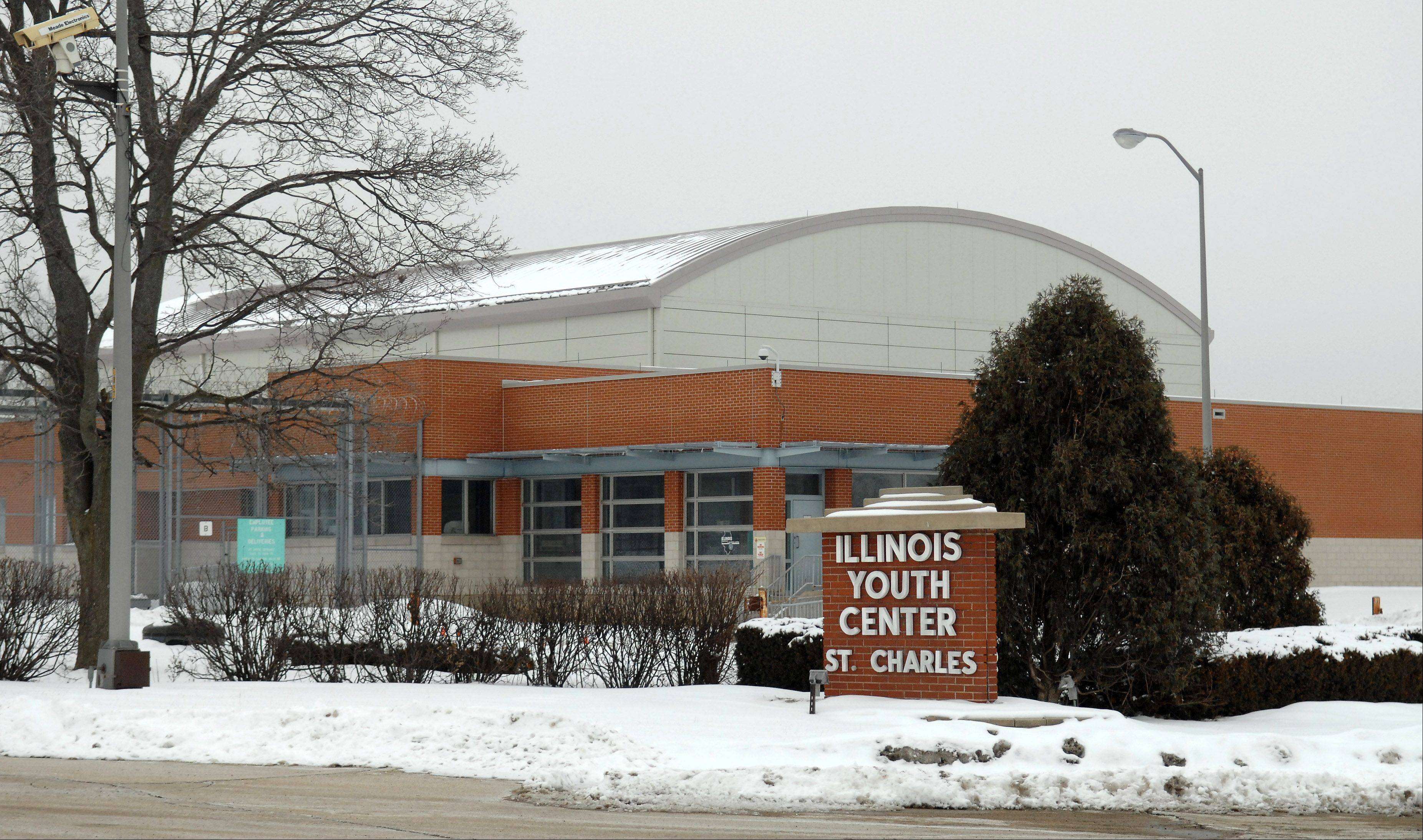 "A new watchdog report indicates staffing levels of teachers, counselors and security at the Illinois Youth Center in St. Charles is so bad that it ""potentially violates youths' constitutional right to receive an education and adequate mental health treatment."" The condition comes after a doubling of the facility's population as the result of the closure of the Joliet facility."