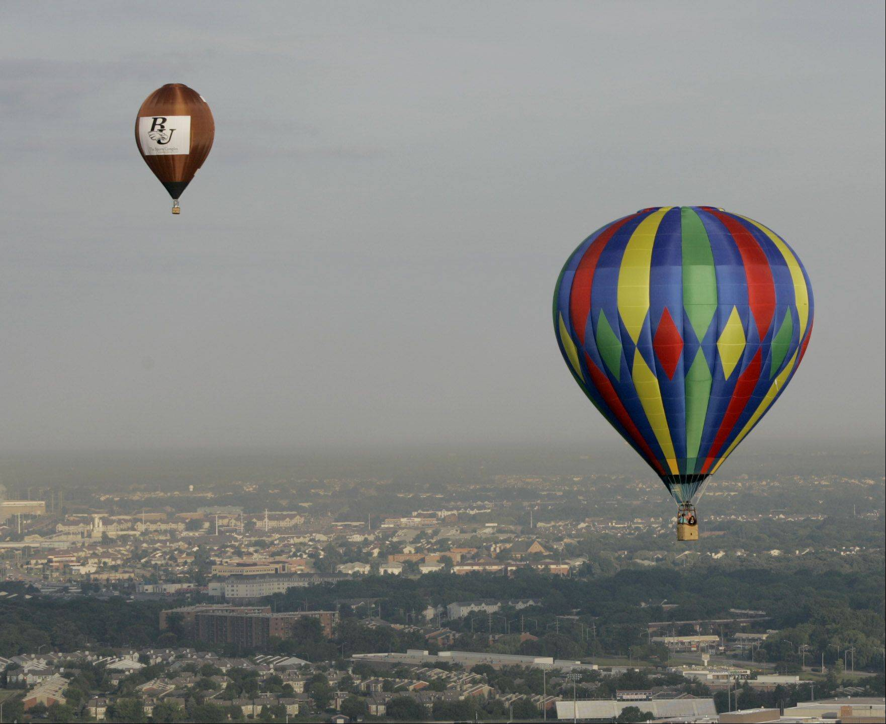 A Kentucky man, Scott McClinton, will serve as the new Balloon Meister for this year's Eyes to the Skies Festival in Lisle when it takes flight July 3 through 5.