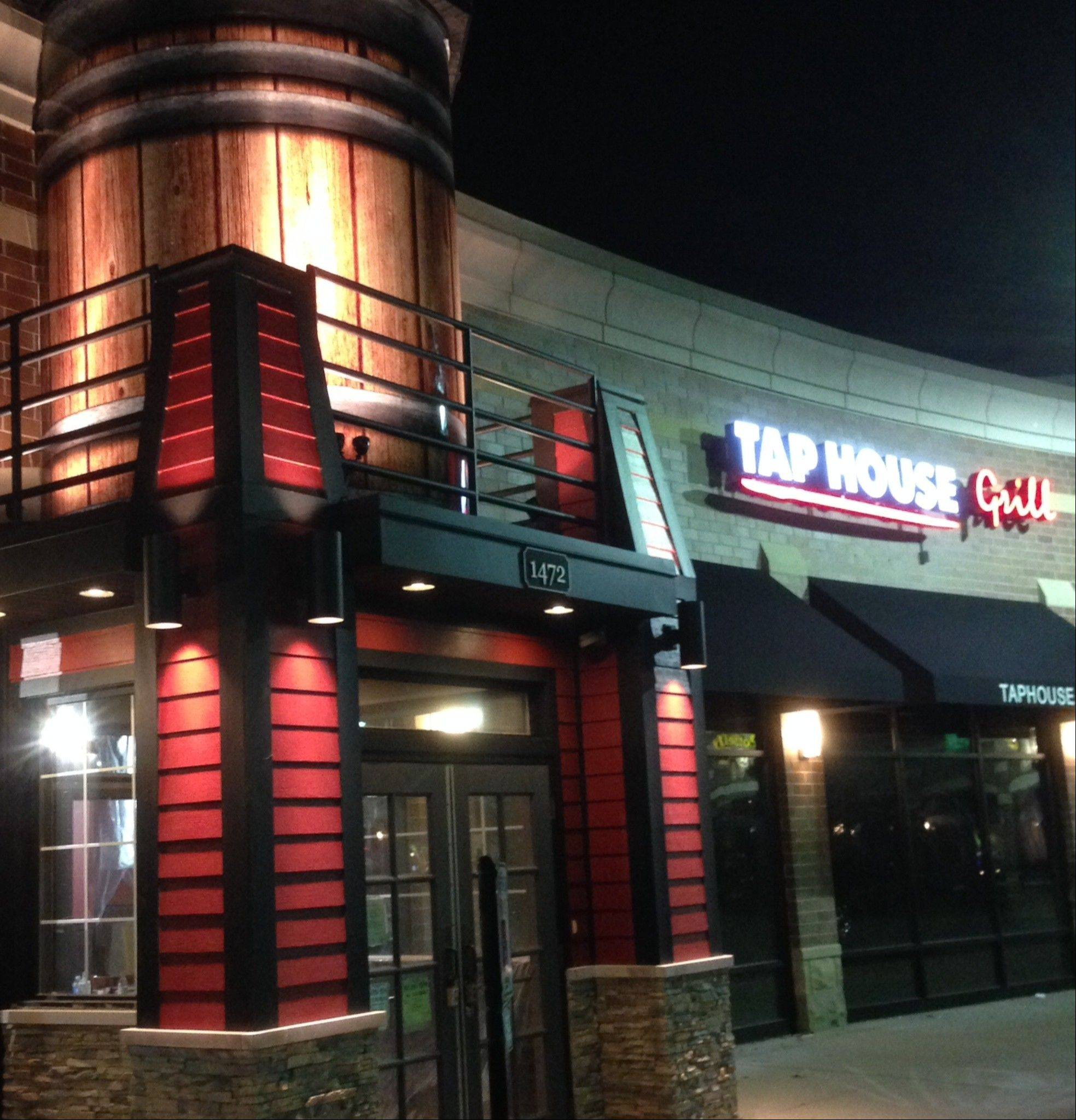 The Tap House Grill is now open at Metropolitan Square in Des Plaines.