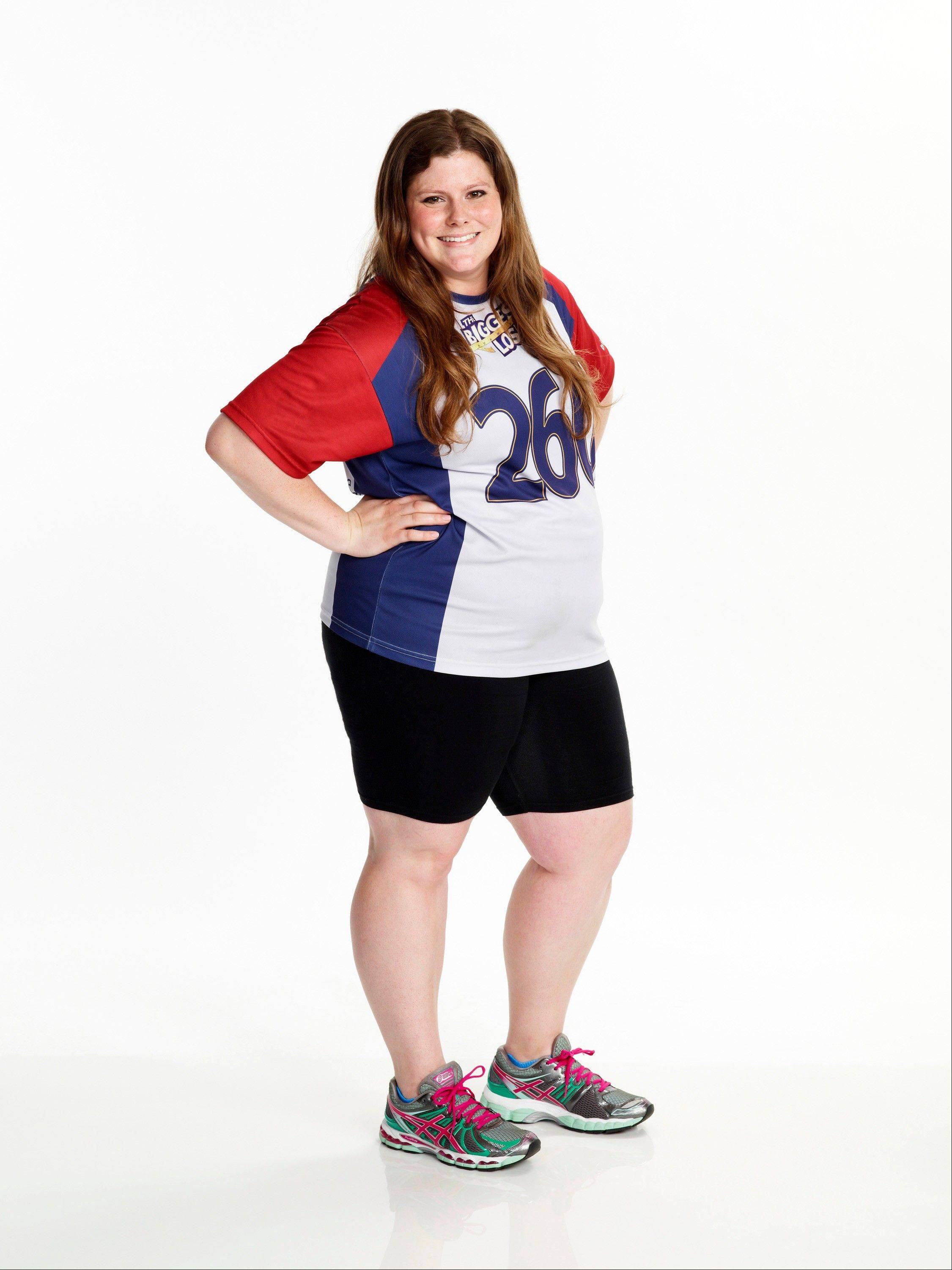 "This image released by NBC shows Rachel Frederickson, a contestant on ""The Biggest Loser."" Fredrickson lost nearly 60 percent of her body weight to win the latest season of ìThe Biggest Loserî and pocket $250,000. A day after her grand unveiling on NBC, she faced a firestorm of criticism in social media from people who said she went too far."