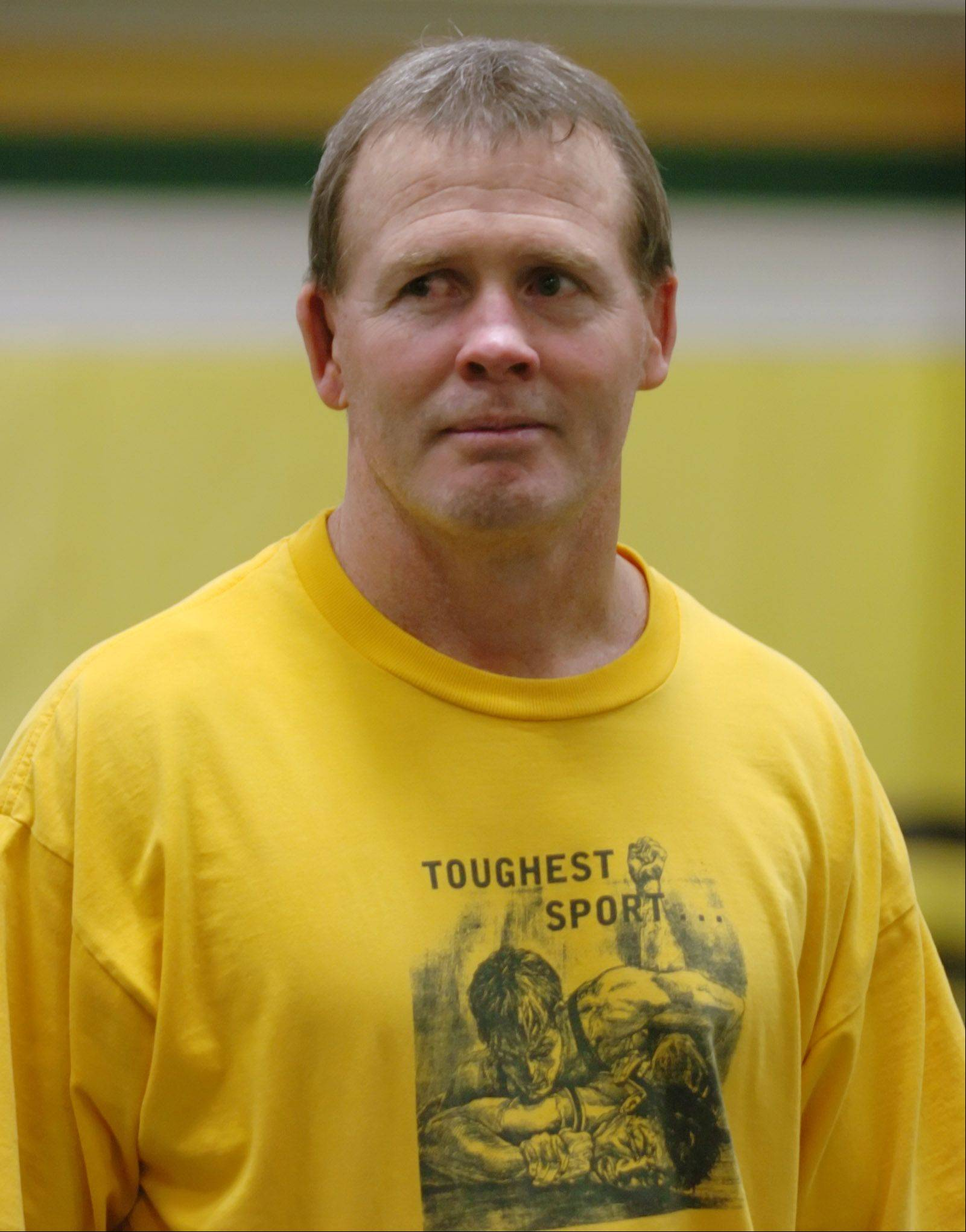 Fremd's Ralph Cortez has delivered 45 wrestling state qualifiers and four state champs in a 34-year high school coaching career.