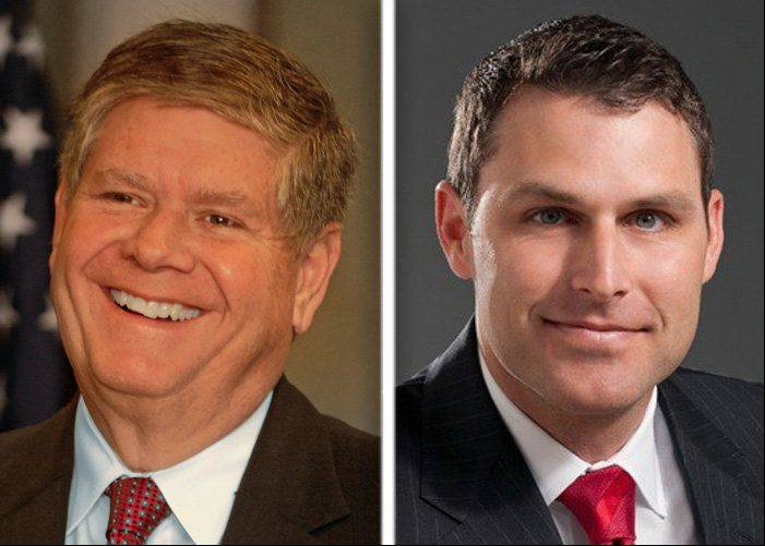Republican Senate candidates Oberweis, Truax differ on Middle East