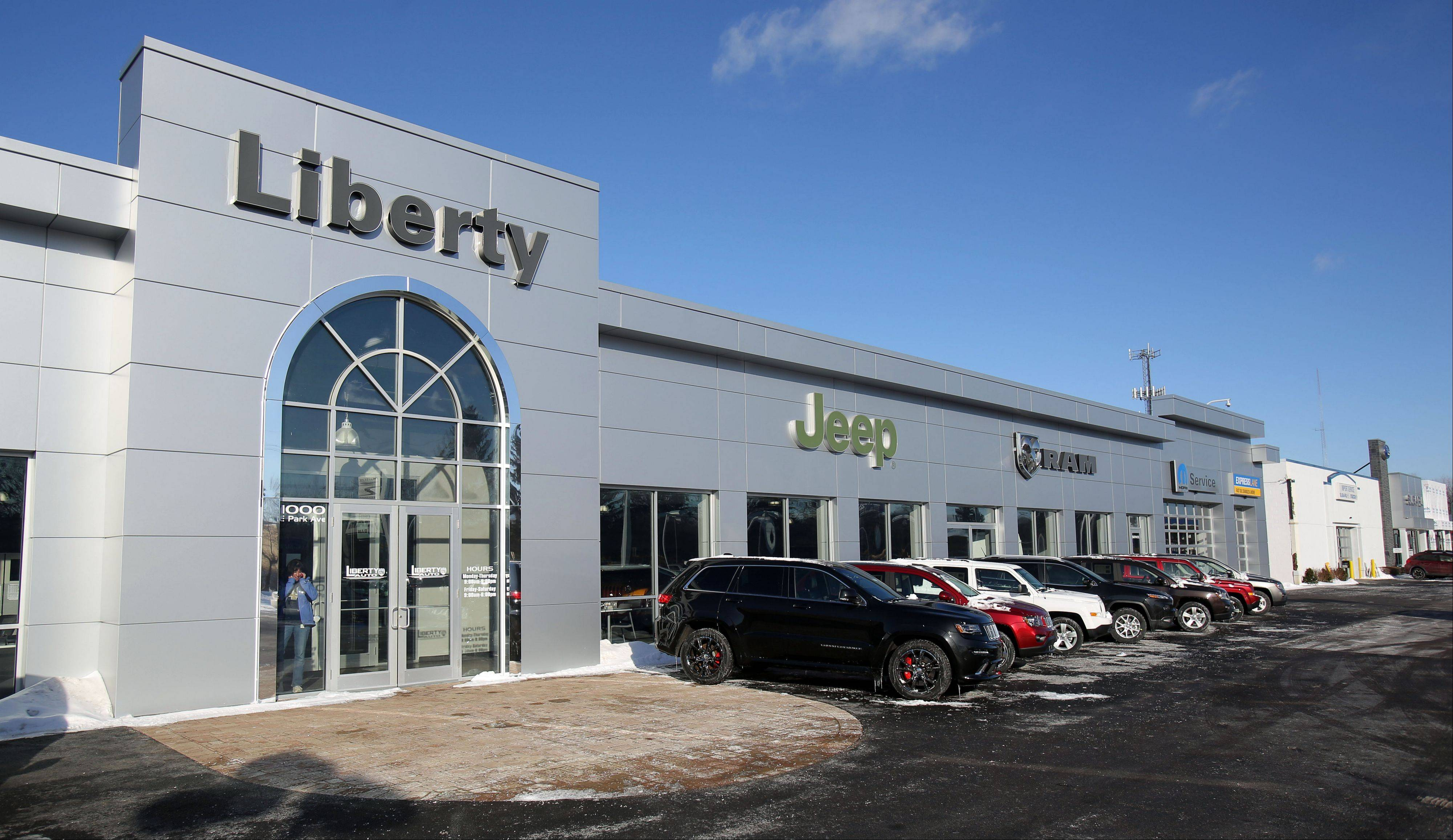 New technology is now in place at Liberty Auto City to help the dealership process sales more efficiently and quickly.