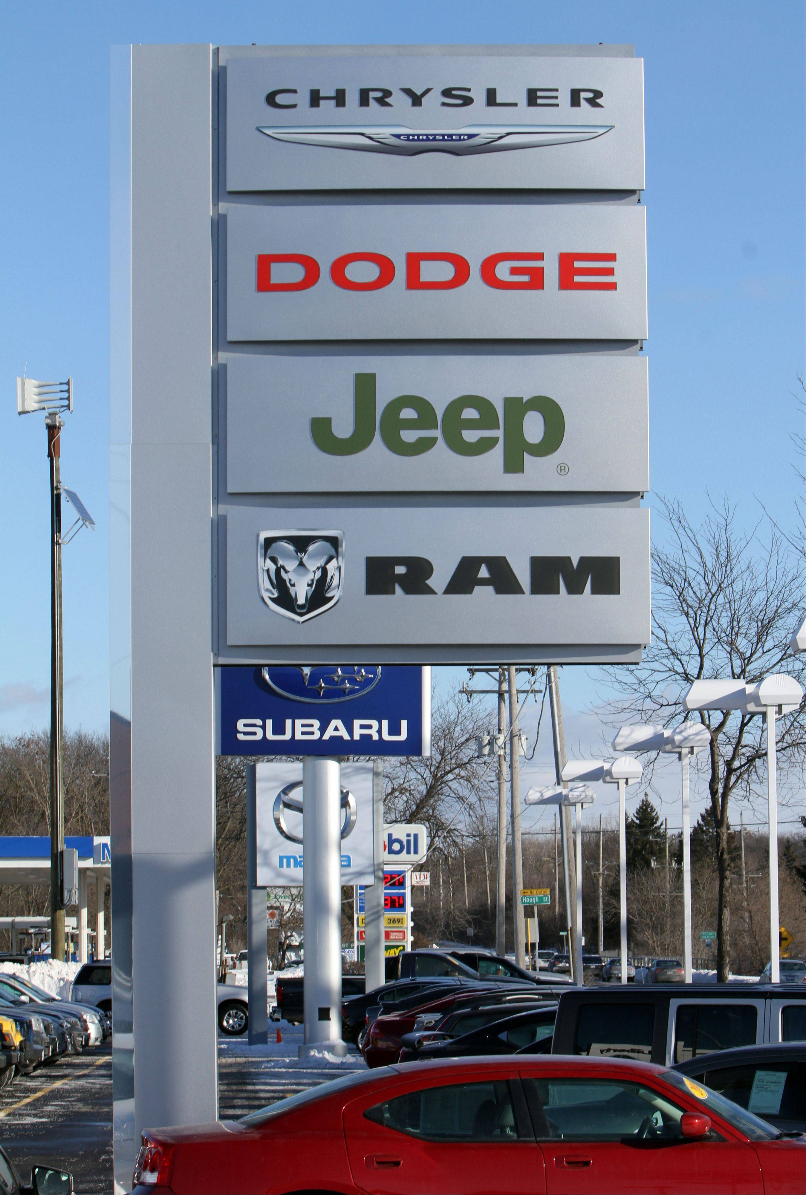 Liberty Auto City carries new Chrysler, Dodge, Jeep, Tam Truck, Subaru and Mazda vehicles.