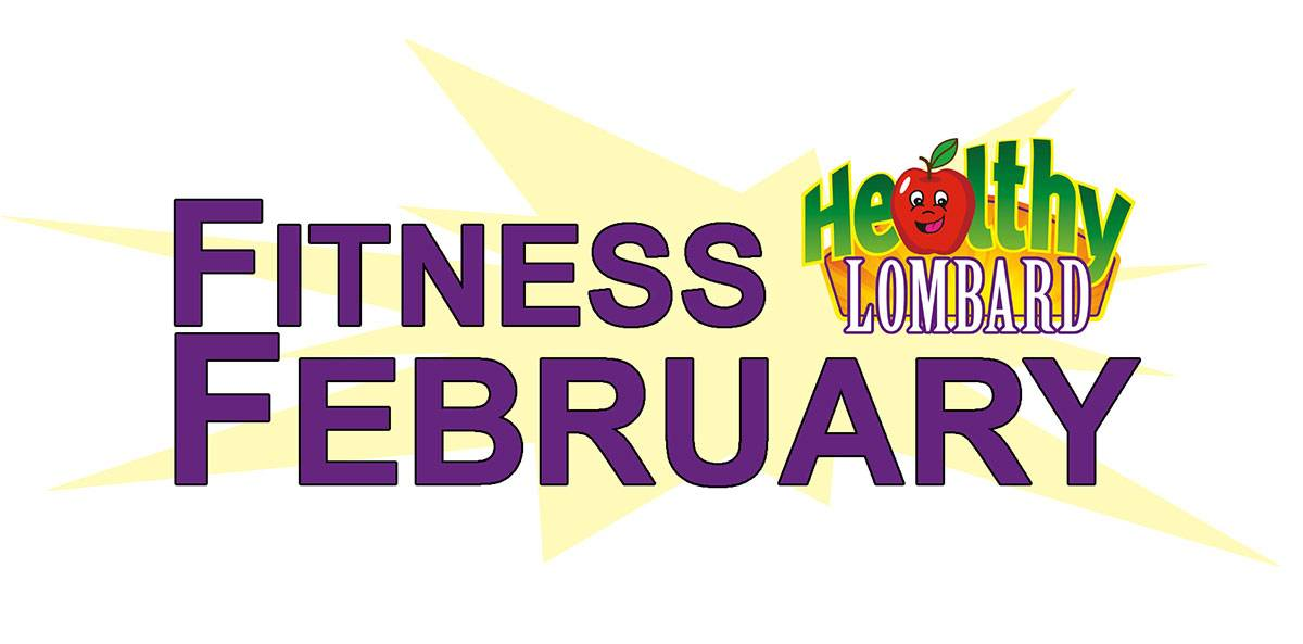 logo for Fitness february