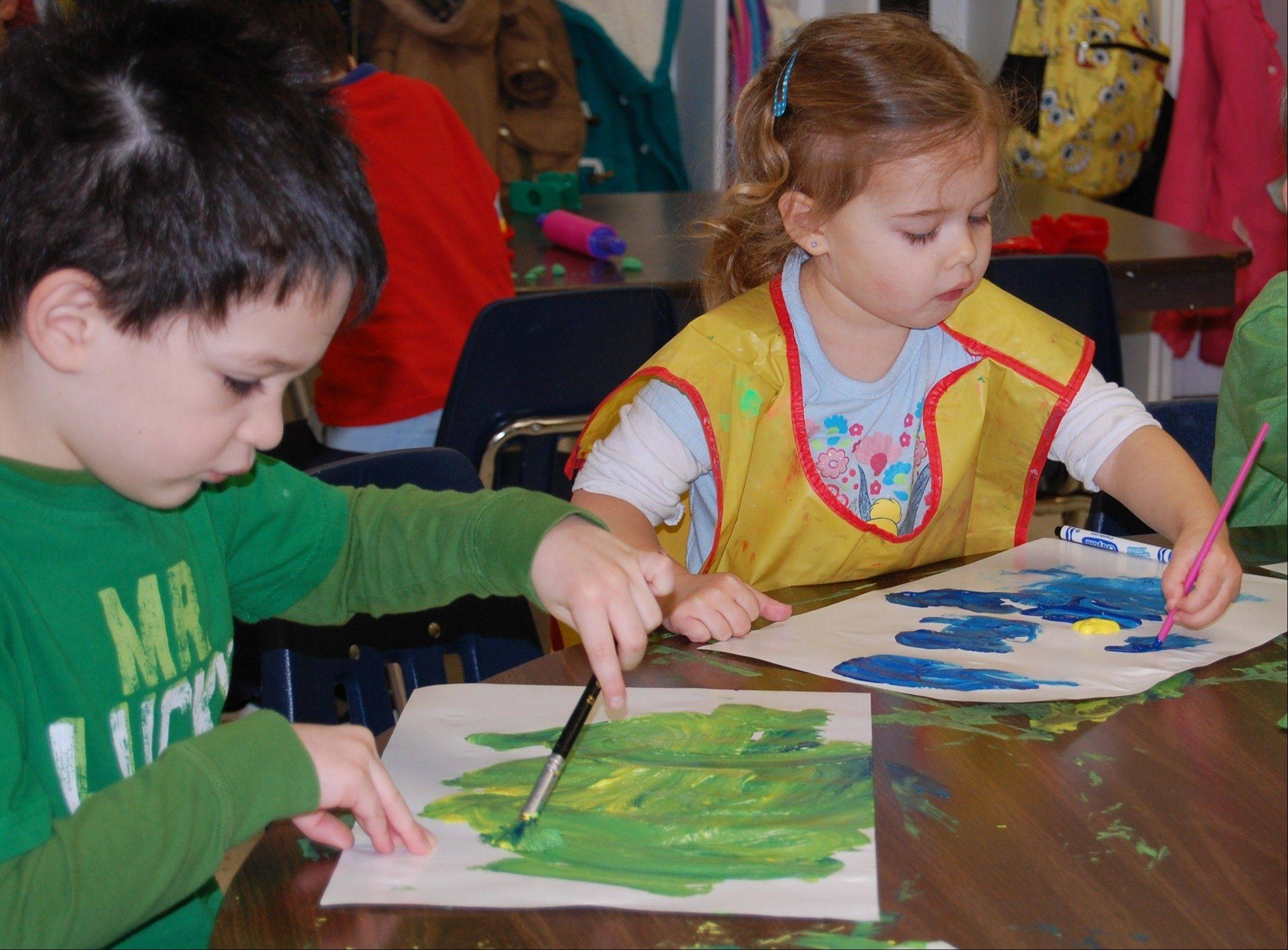 The Hoffman Estates Park District will host a Taste of Preschool from 9:30 to 10:30 a.m. Monday, Feb. 17. Come sample a mini preschool class and see what preschool is all about.