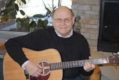 Ed Dulaney of Wheaton has been playing at Edward Hospital as part of its healing arts program since 2006.