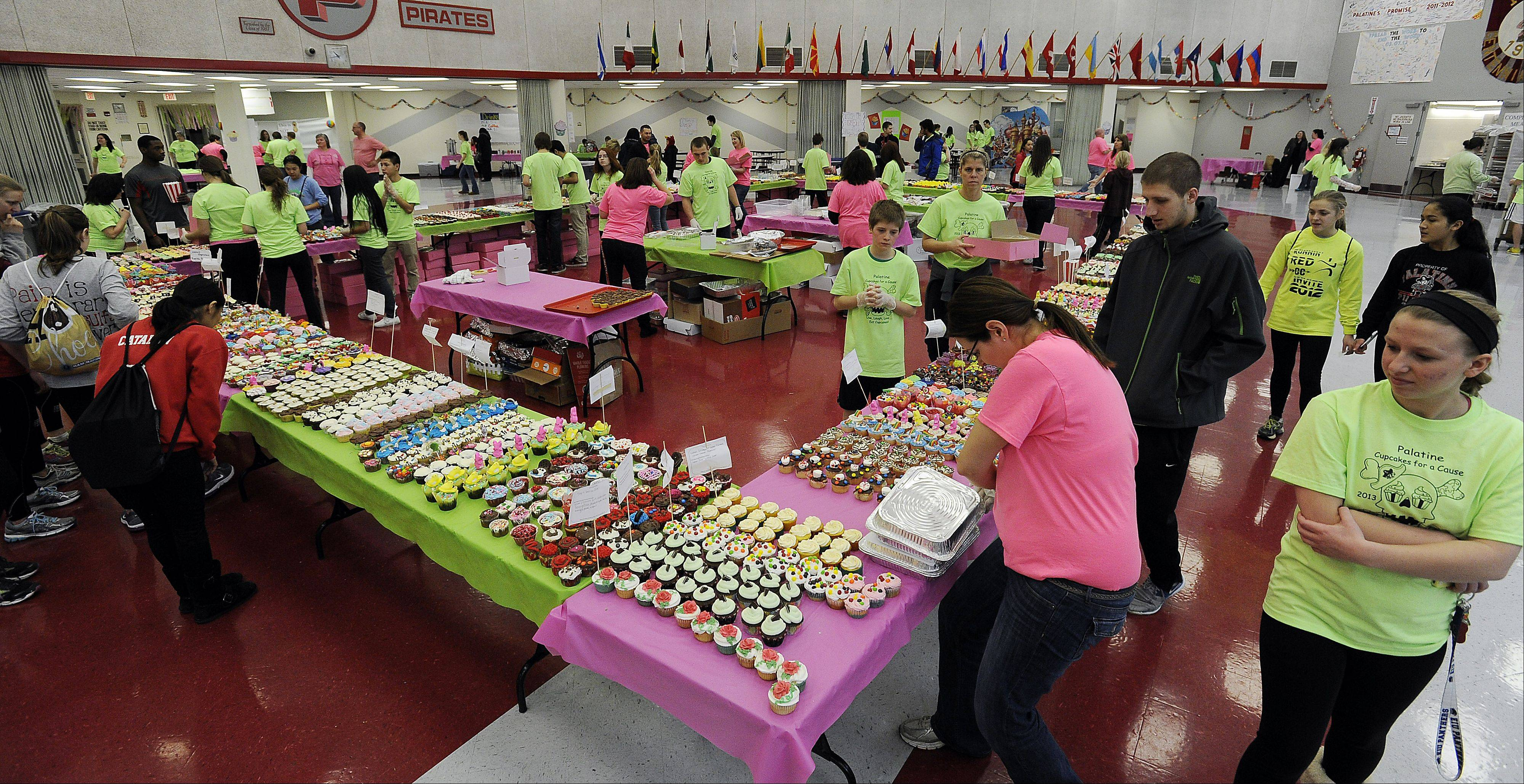 New federal rules would do away with bake sales held during school hours. But bake sales would be allowed at events at other times, like at a school carnival held over the weekend.