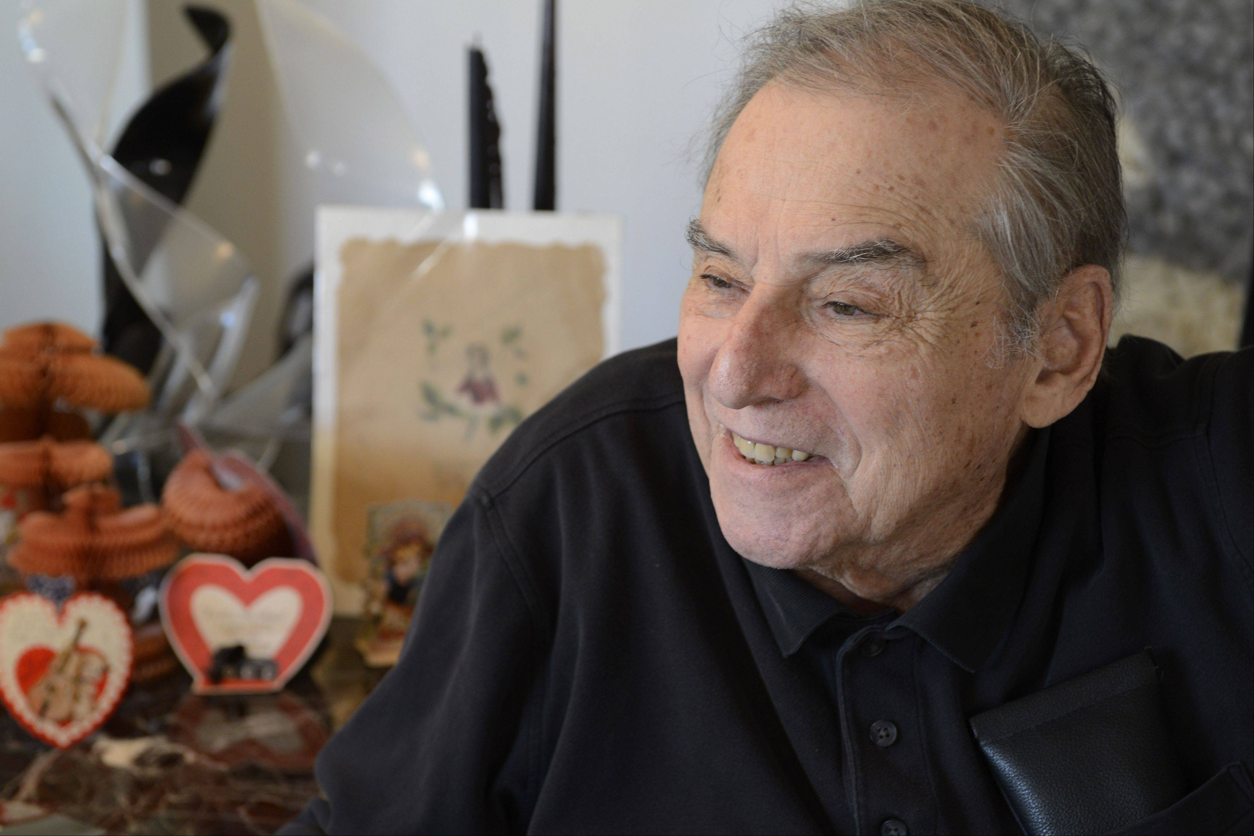 "An advocate for minorities, homosexuals and others on the short end of many economic issues during his long career, Lloyd Levin, 81, of Mount Prospect says, ""It's not the destination that's important, it's how you handle the journey."""