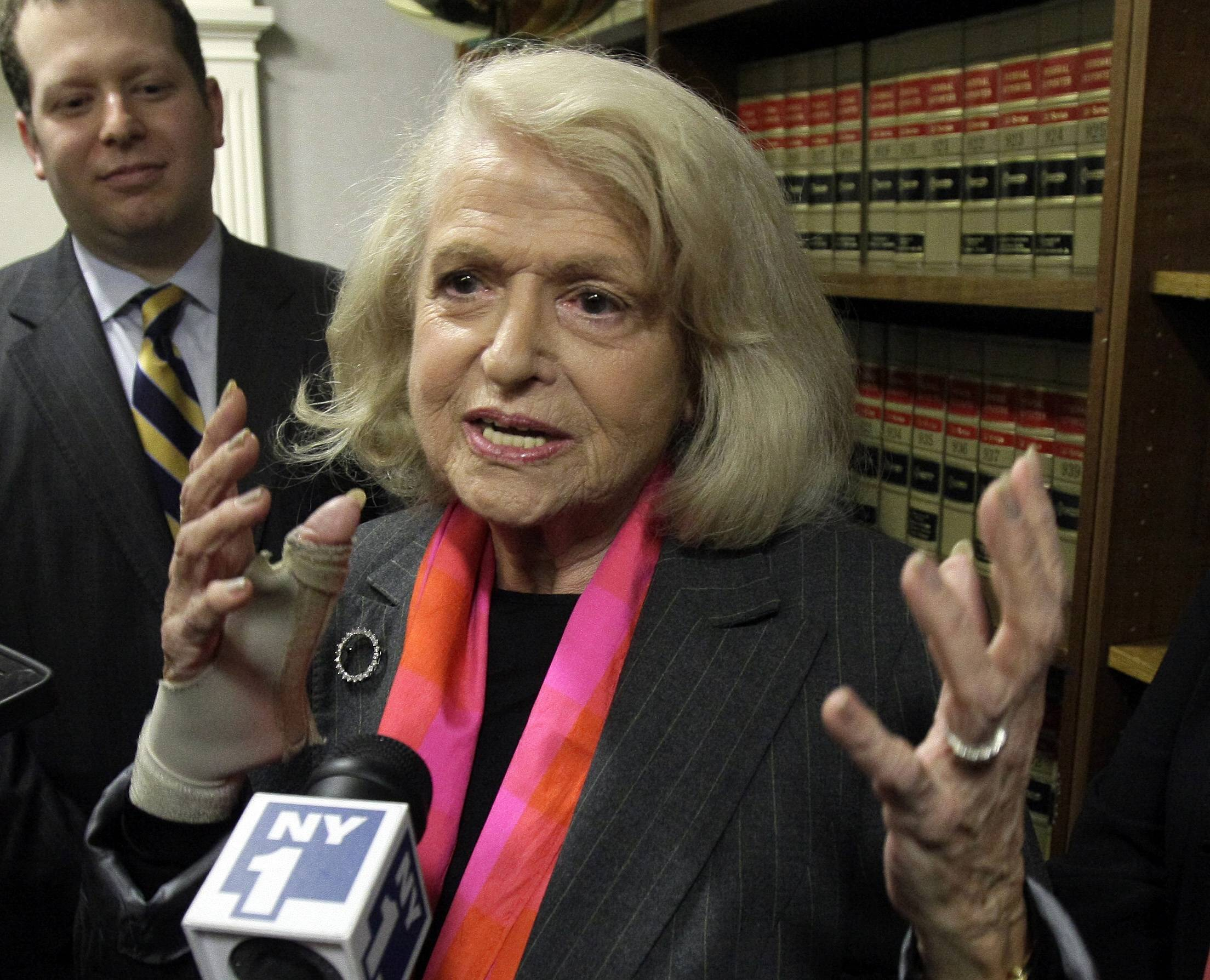 When it comes to things like estate taxes, the federal recognition of same-sex marriage will help legally married gay and lesbian couples. That was the issue in the Supreme Court decision in the case of Edith Windsor, who had to pay estate taxes after her lesbian spouse died.