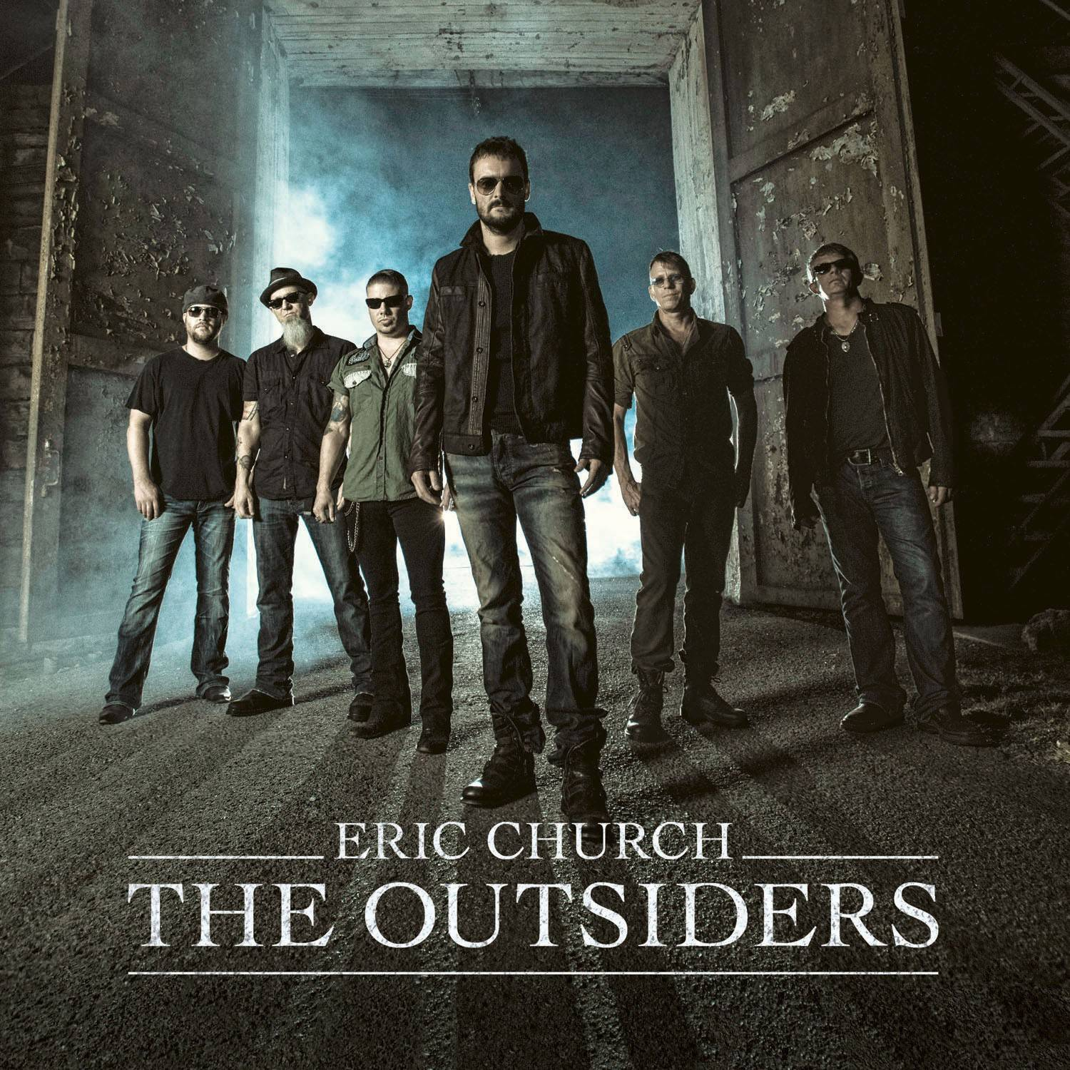 "Eric Church, ""The Outsiders"""