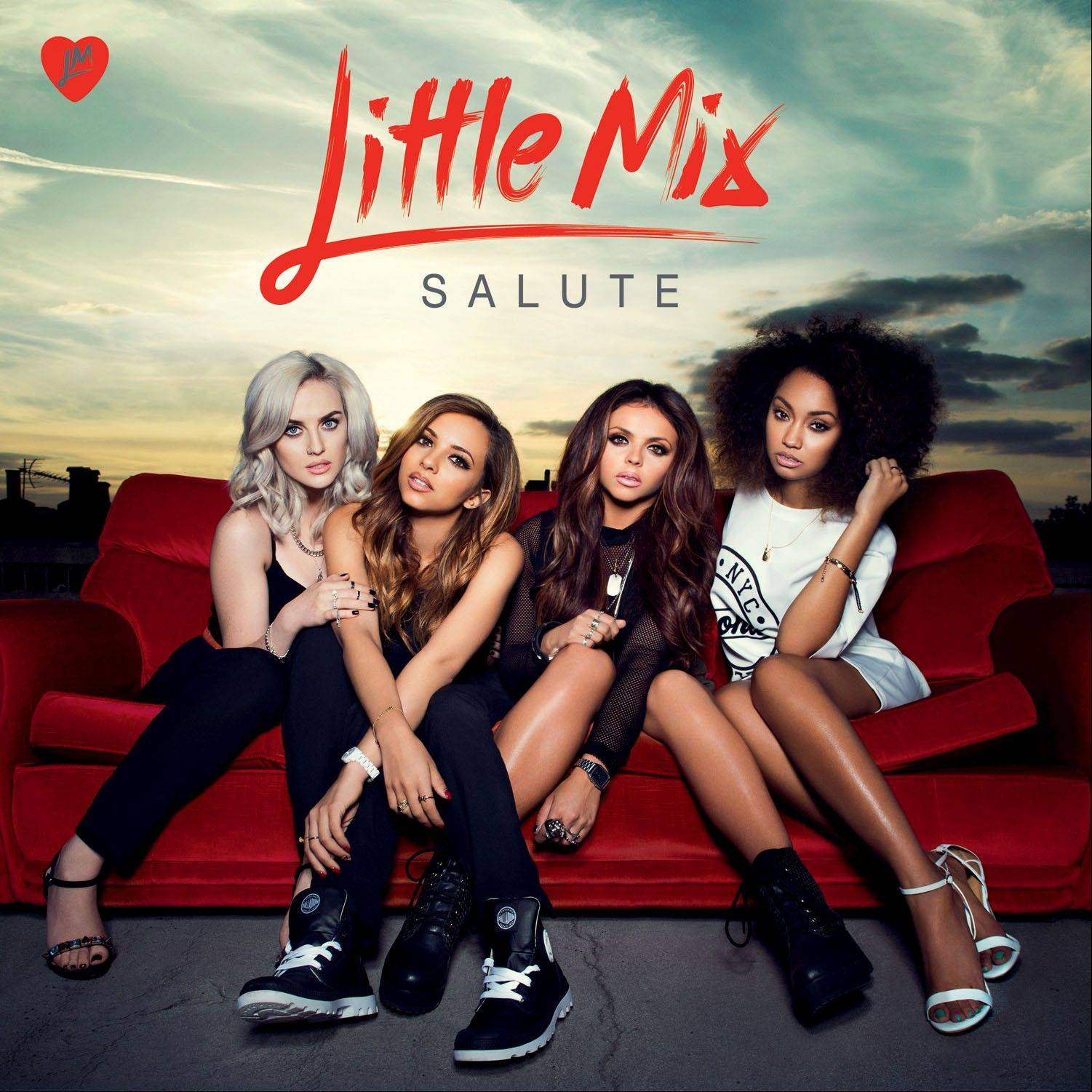 """Salute"" by Little Mix"