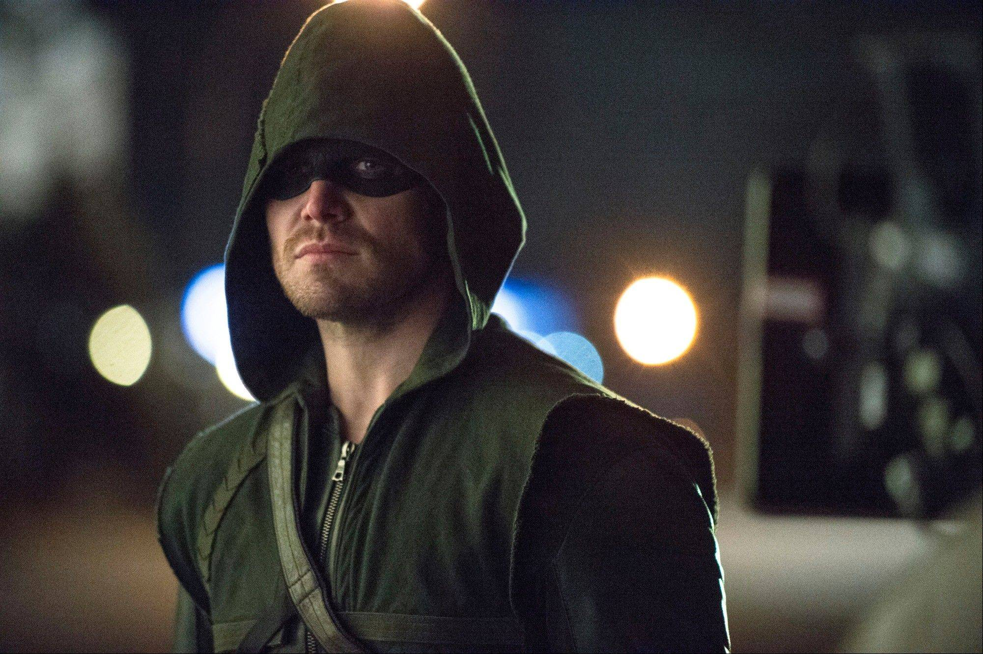 "Stephen Amell, who stars as Oliver Queen on The CW show ""Arrow,"" says comic book fans are passionate about the show because they can tell the producers care about the source material."
