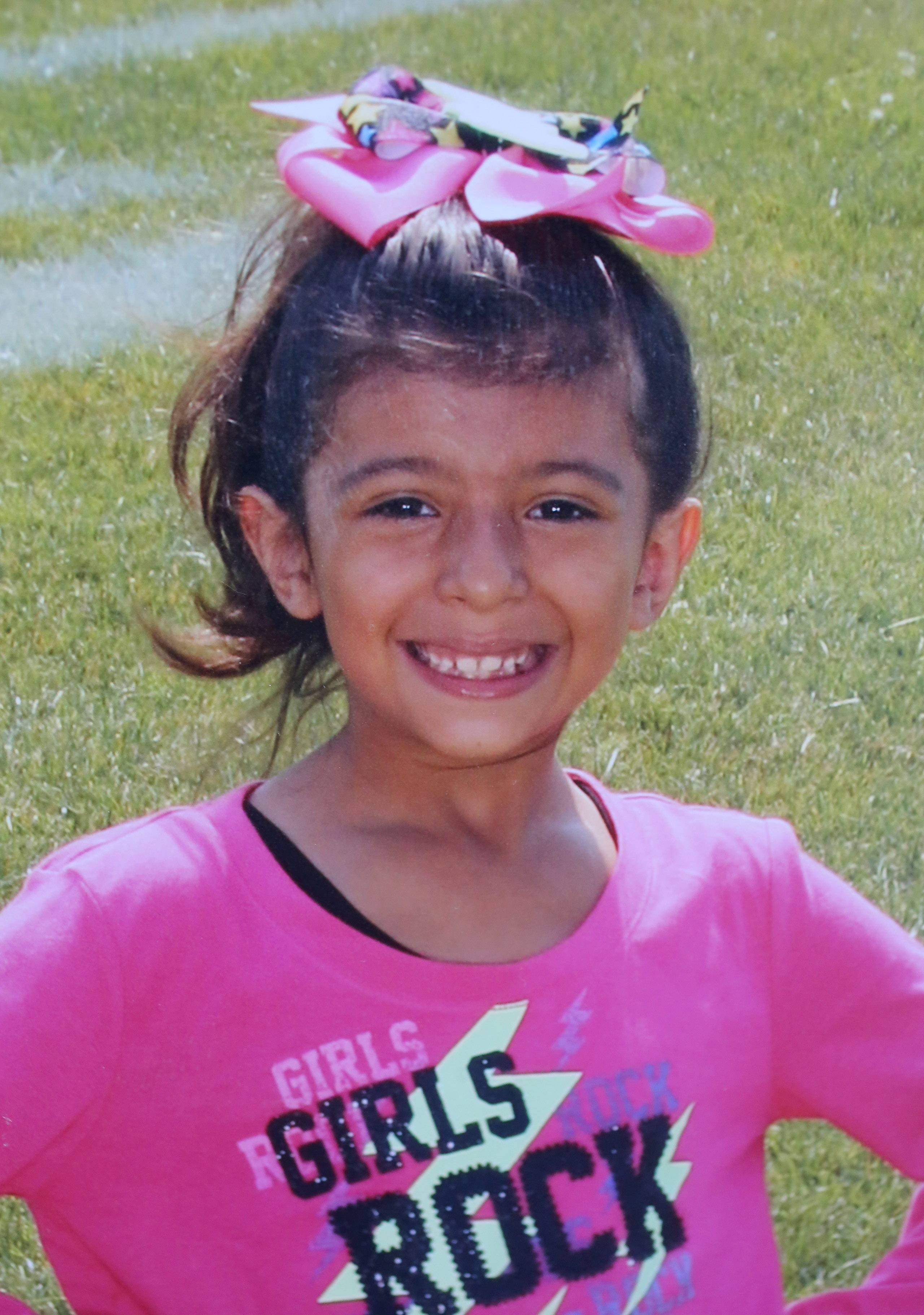 Alyssa Carranza, 7, and her father, Francisco Carranza, 36, died after he drove in front of a train at Route 134 and Porter Road in Round Lake Park on Jan. 22, according to police. Authorities say Carranza's blood-alcohol level was four times the legal limit.