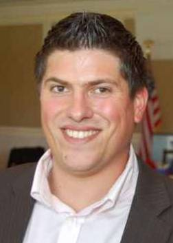 Scott Lietzow, running for Elk Grove Twp. Committeeman