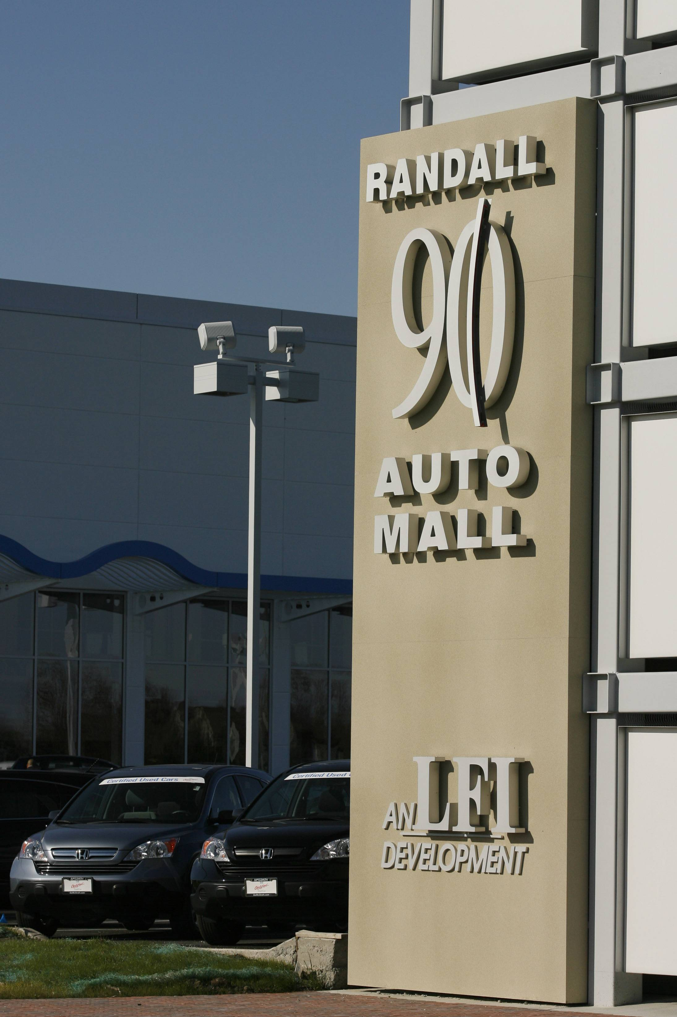 A Volkswagen dealer may be coming to Elgin's auto mall.