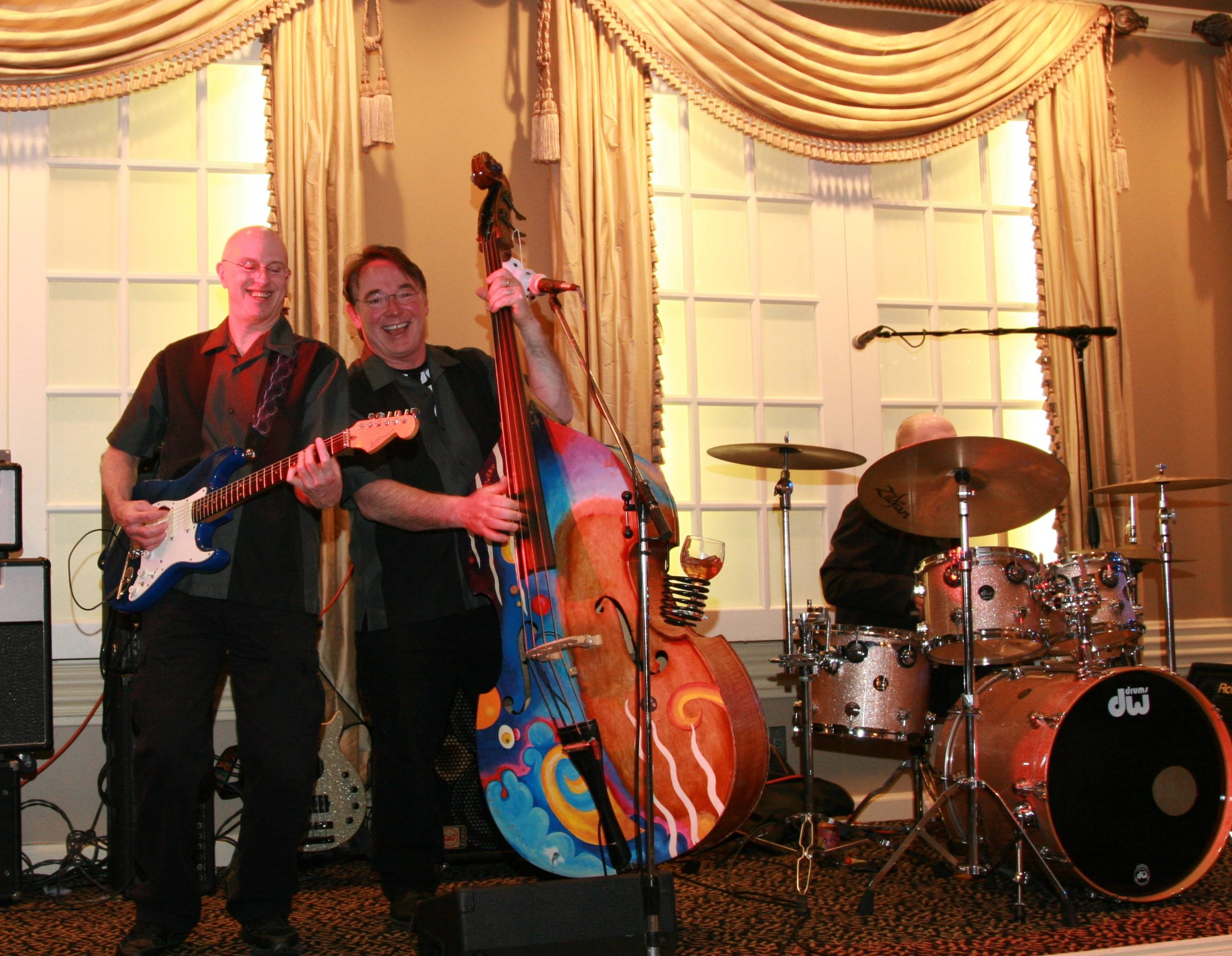 The Original Rockin' Fenderskirts will perform at the Palatine Township Senior Citizens Council fundraising gala on Saturday, Feb. 15.