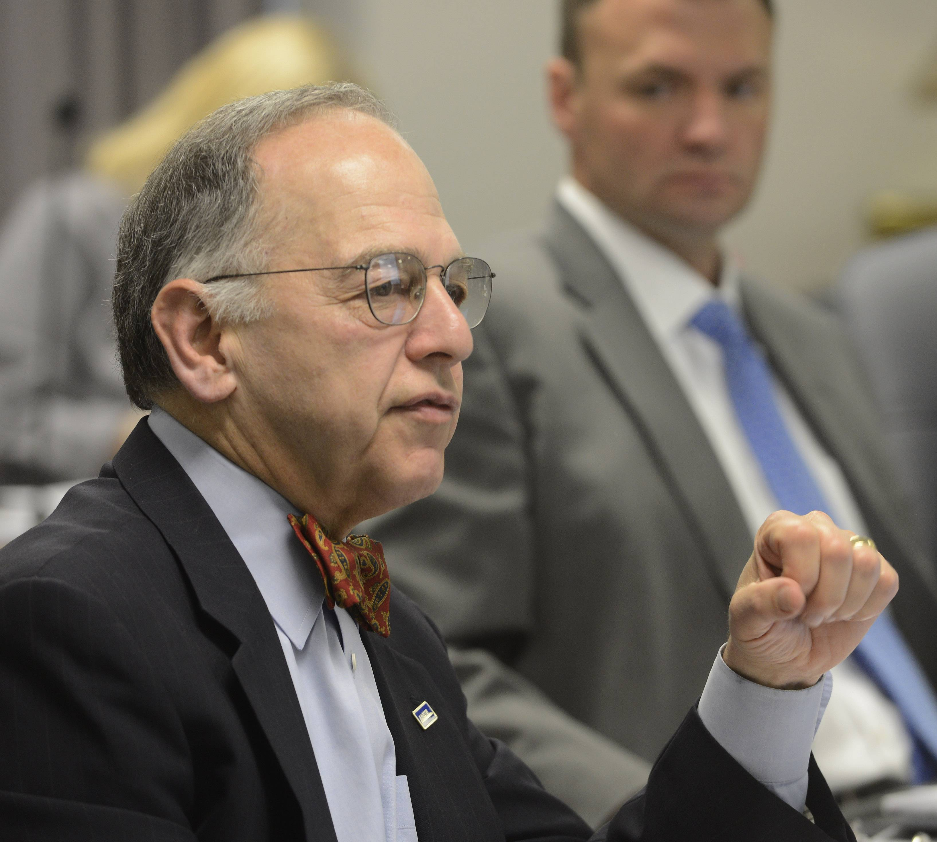 Oberman picked to chair Metra board