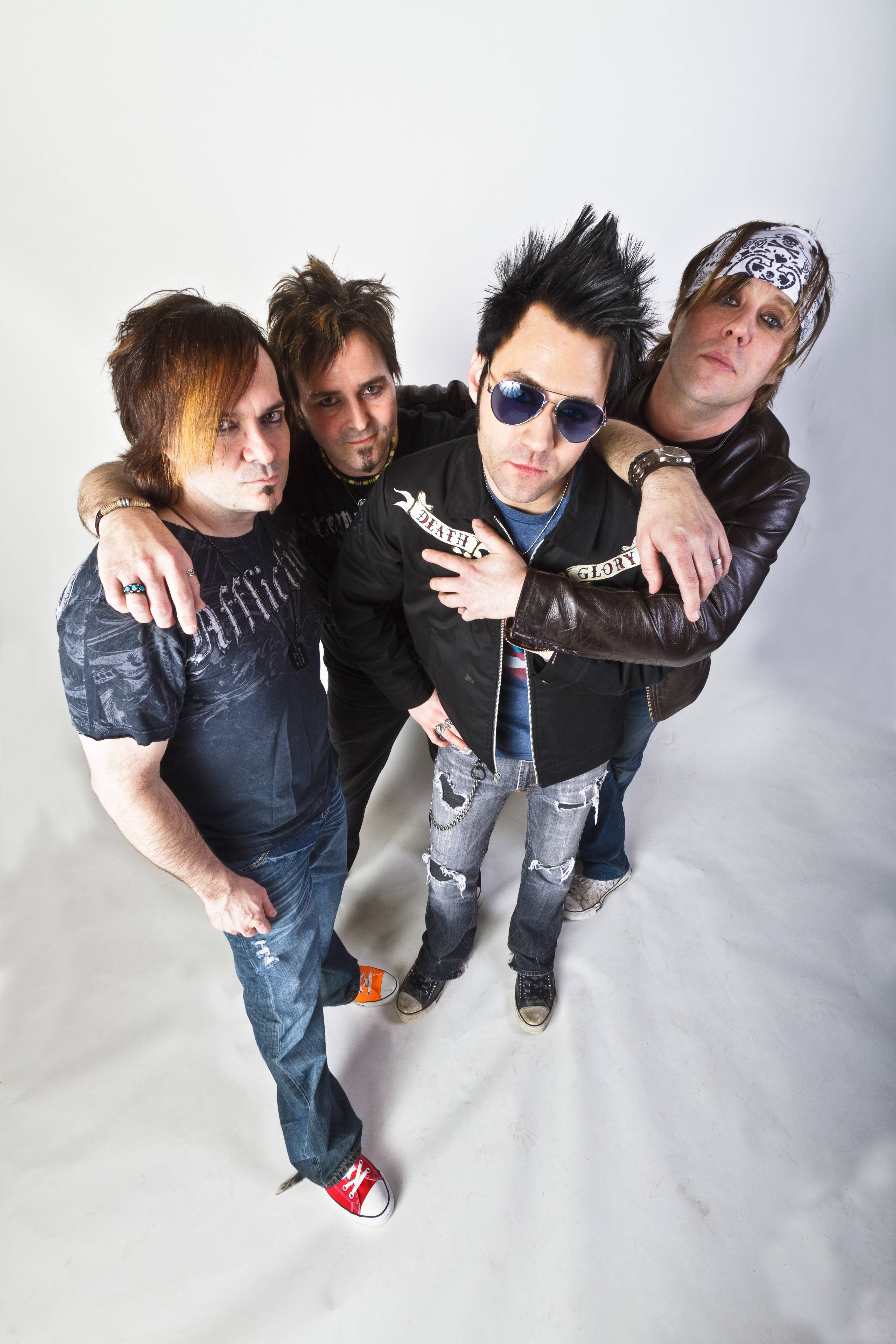 The party band Trash Martini headlines at Mickey Finn's Brewery in Libertyville.