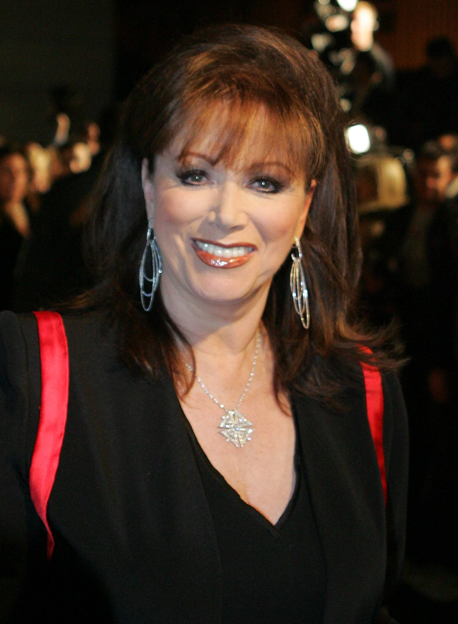 Best-selling author Jackie Collins is scheduled to be in Gurnee at 7 p.m. Wednesday at Warren-Newport Public Library on O'Plaine Road.