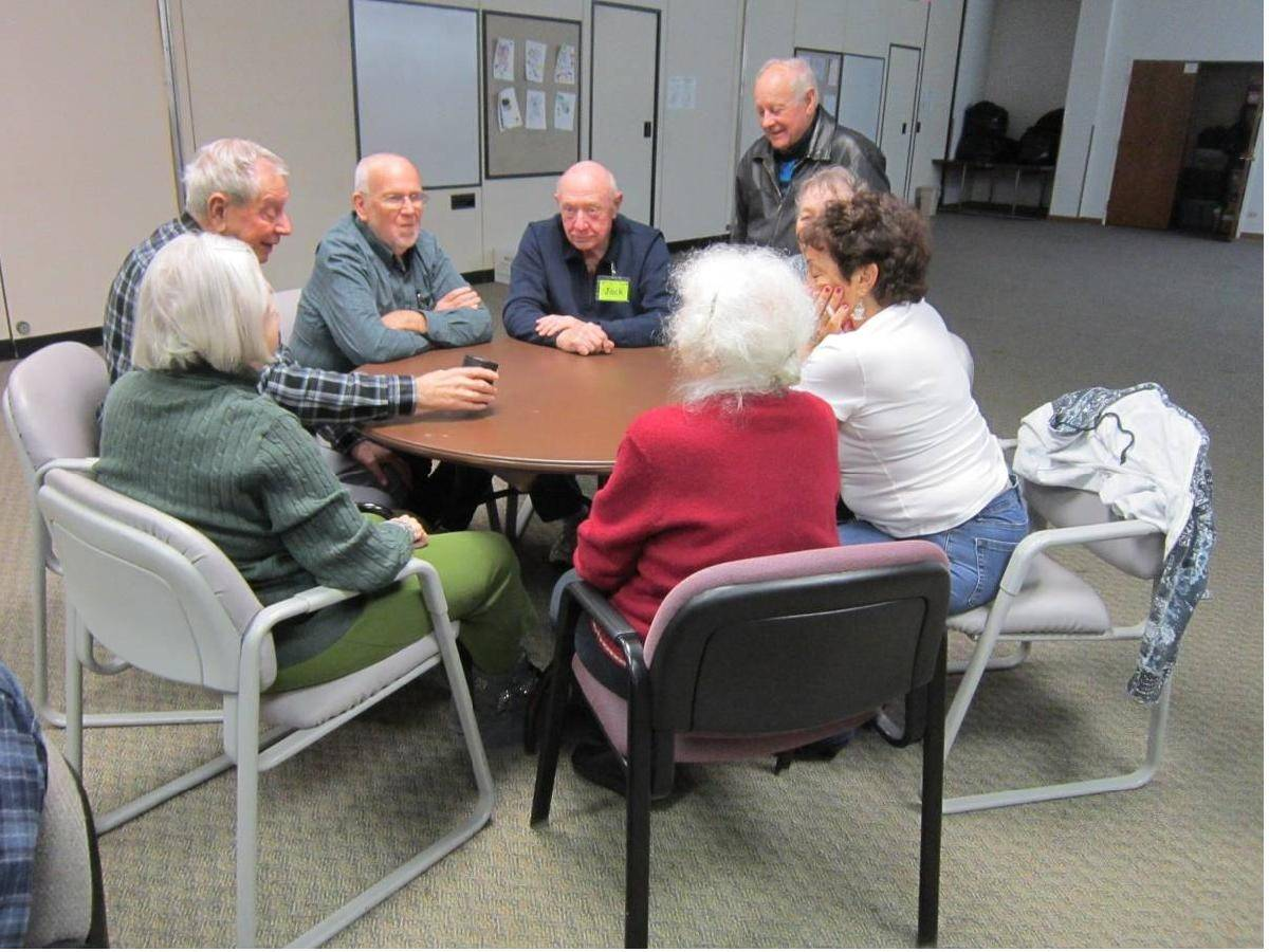 A Caring Place, a program for adults with mild cognitive or physical impairments, meets from 9:30 a.m. until 3 p.m. on Mondays, Wednesdays and Fridays, at Christus Victor Lutheran Church, in Elk Grove Village. The program provides a much needed respite for caregivers.