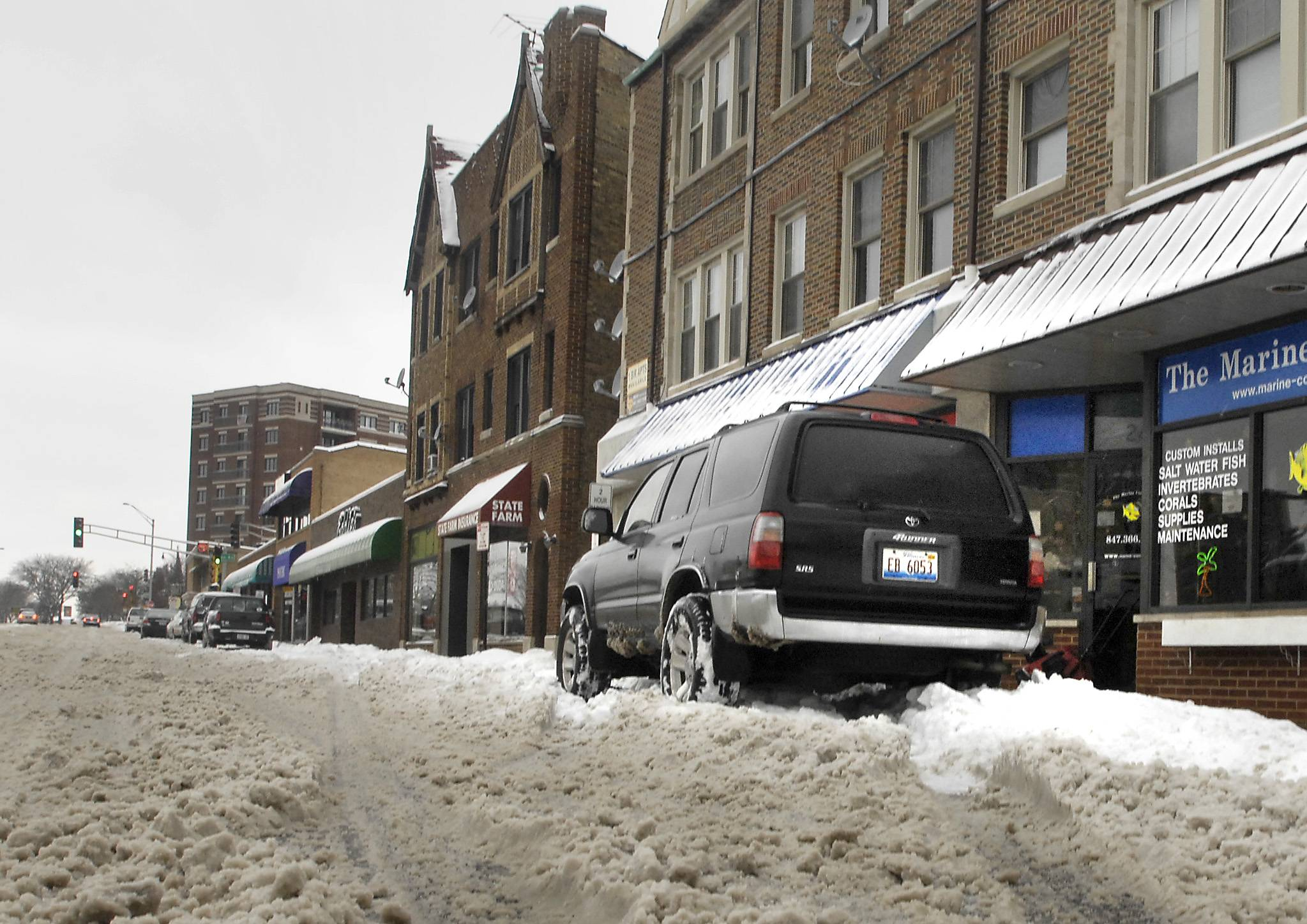 Issues like parking and snow removal are among the concerns of small business owners in Arlington Heights, but perhaps their top challenge is dealing in government language instead of that of the business community, a chamber of commerce official told village officials this week.