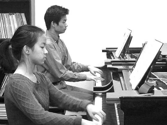 Prizewinning pianists and 15-year-old siblings Nicolas and Nova Xu will perform as part of the Waukegan Park District's annual Young People's Concert at 11 a.m. Saturday, Feb. 22.
