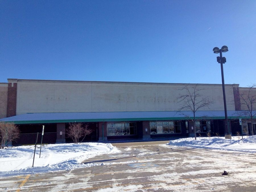 A big box retailer is eyeing the vacant Dominick's property at Randall and Algonquin roads in Lake in the Hill, according to a village official.