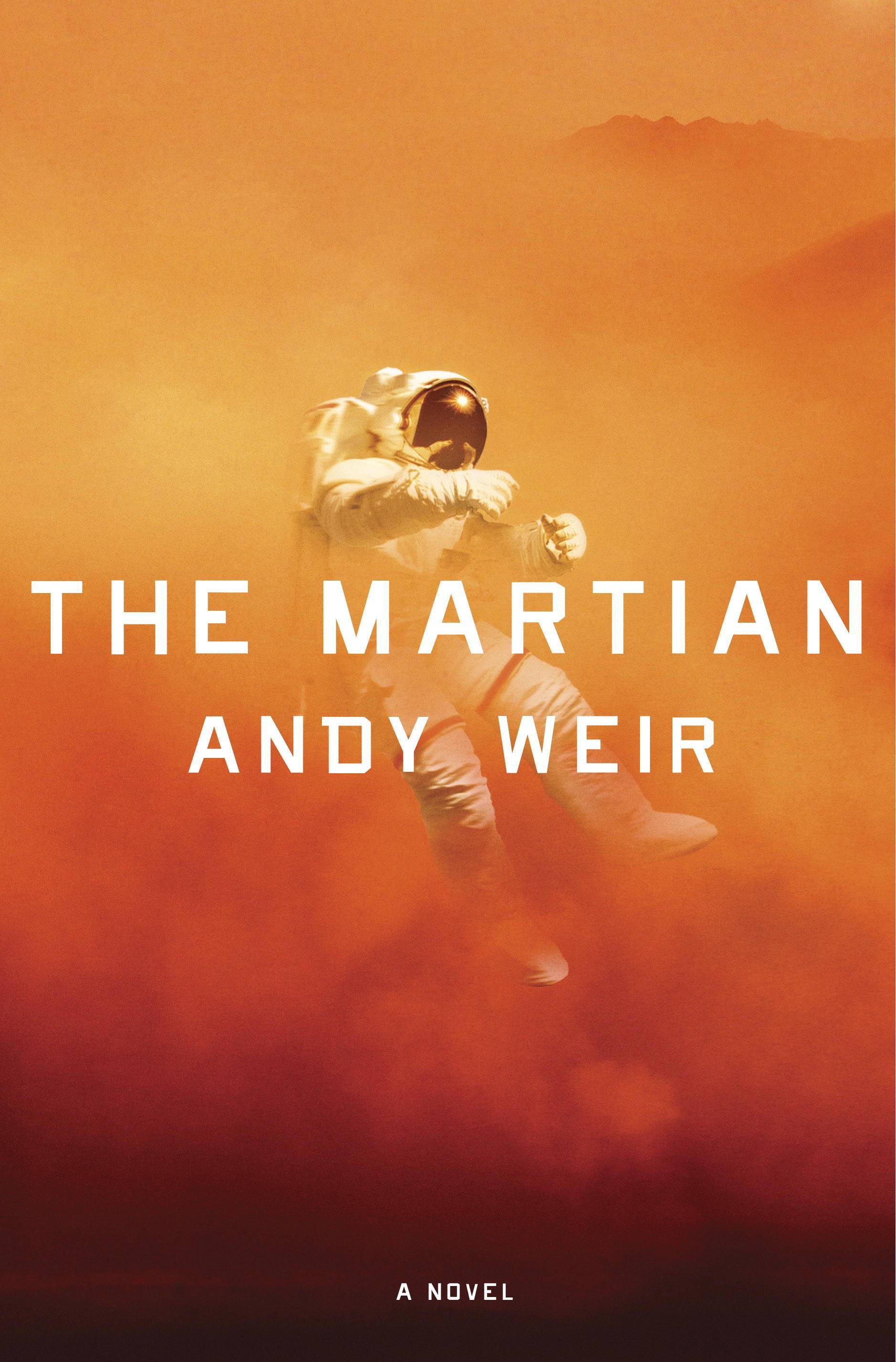 "Follow Mark Watney as he struggles to survive in an unknown and hostile environment on Mars in Andy Weir's ""The Martian."""