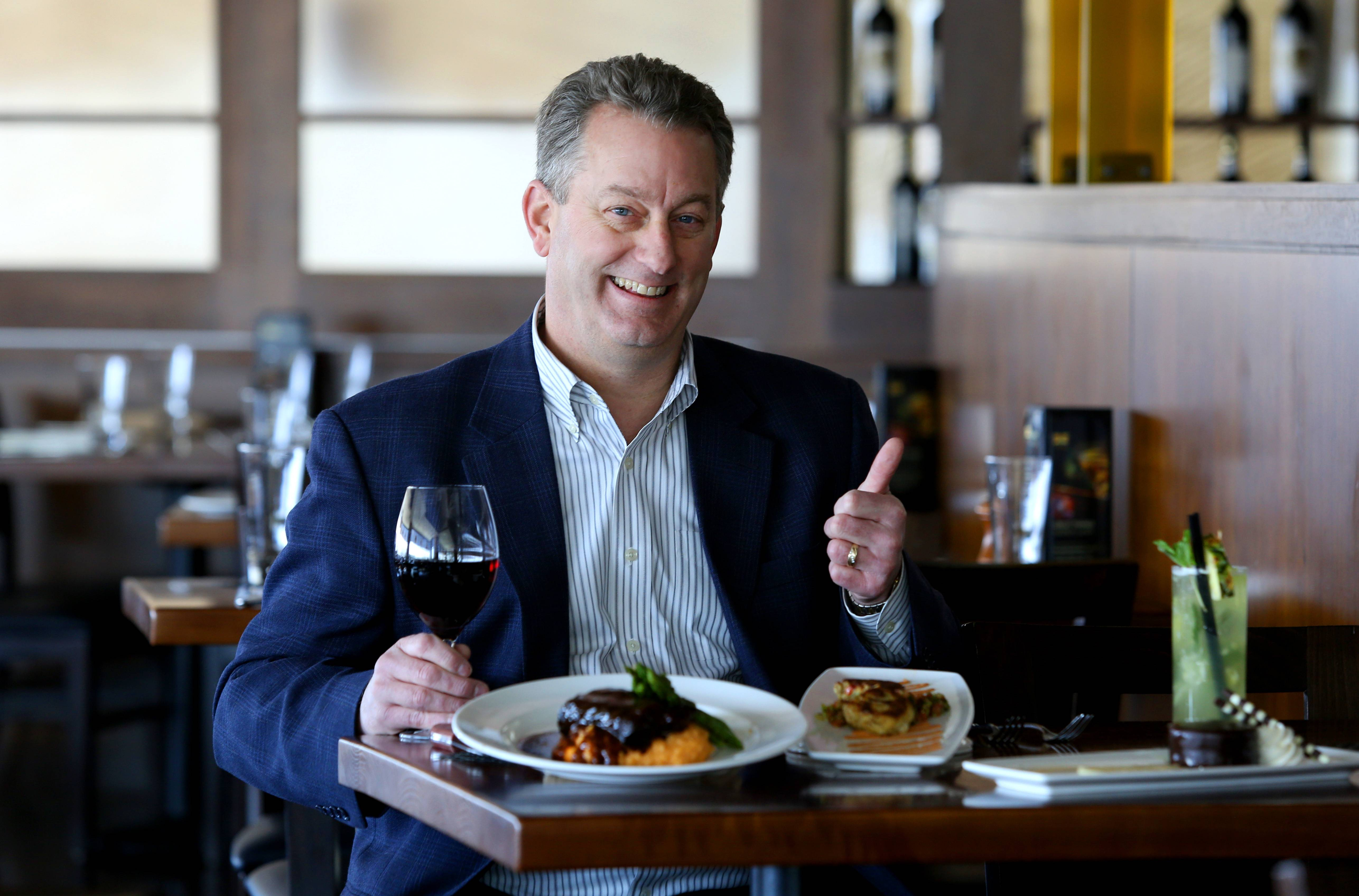 Ray Kinney, chairman of the Dine Naperville committee, says he worked to launch the first Naperville Restaurant Week as a way to encourage people to try new restaurants among the 260 offerings in the city. Thirty-four restaurants, including CityGate Grille, are participating in the promotion, which lasts Feb. 16 to March 3.