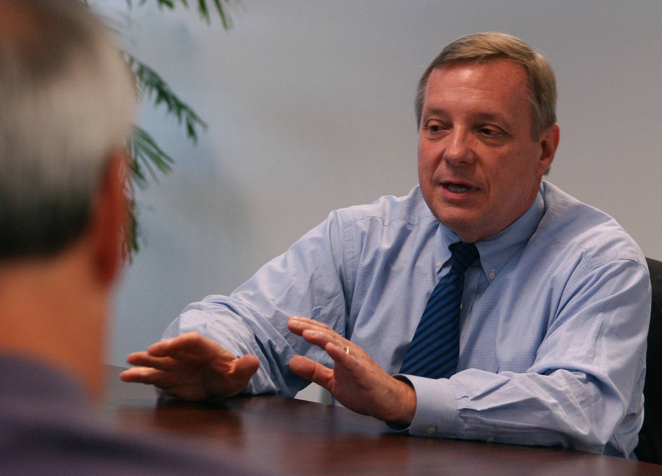 U.S. Sen. Dick Durbin is holding a second hearing on the use of solitary confinement in U.S. prisons and jails.